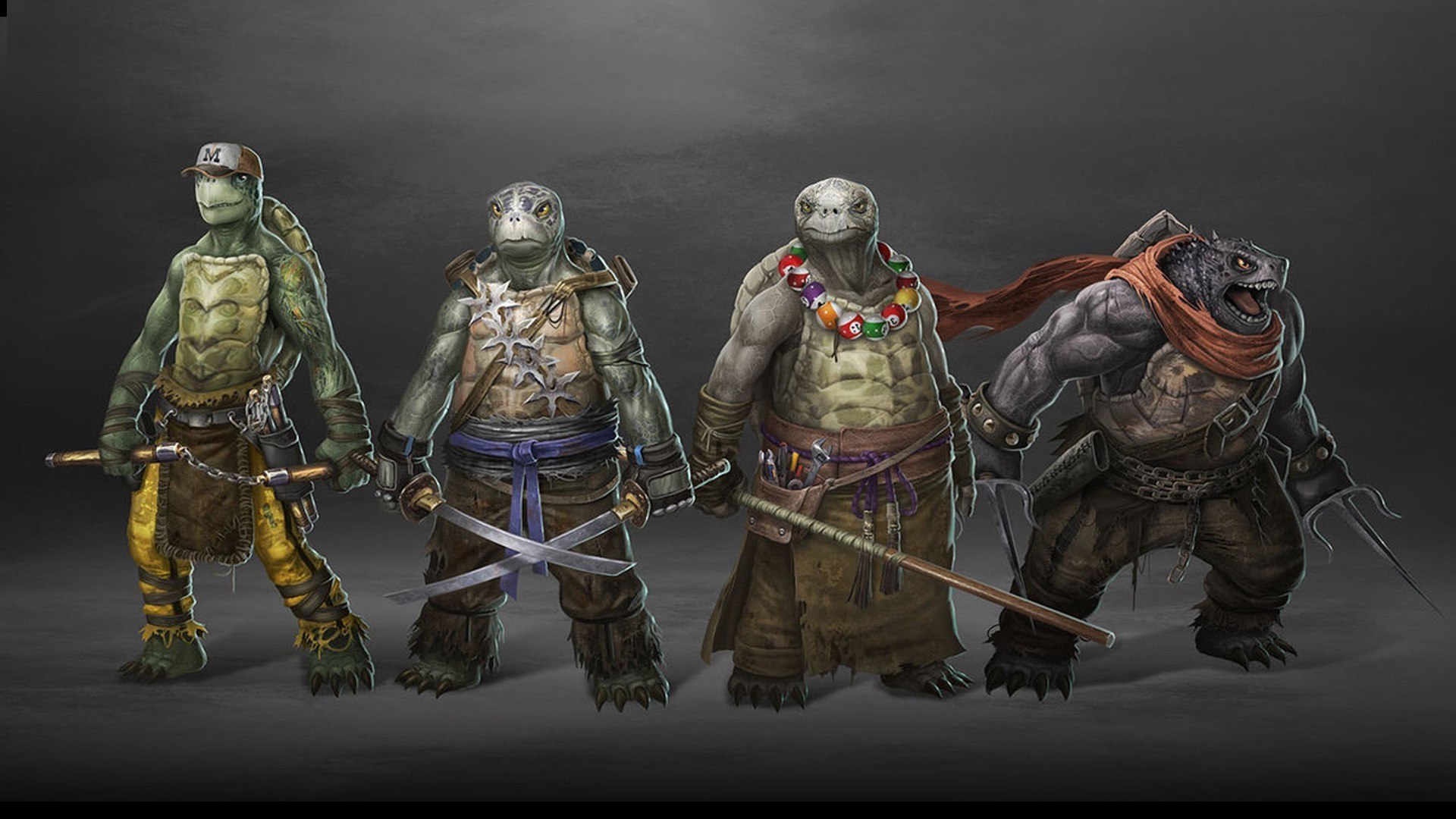 1920x1080 ... New 2017 Teenage Mutant Ninja Turtles Wallpape #30587 Wallpaper