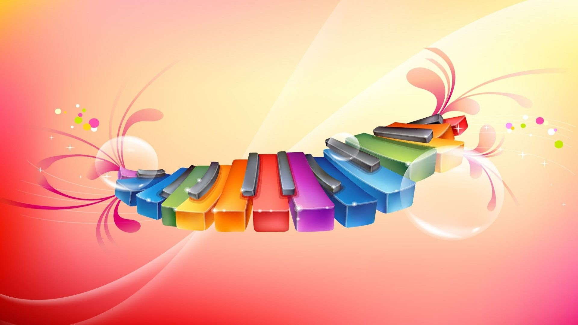 1920x1080 Colorful Music Desktop Backgrounds, wallpaper, Colorful Music .