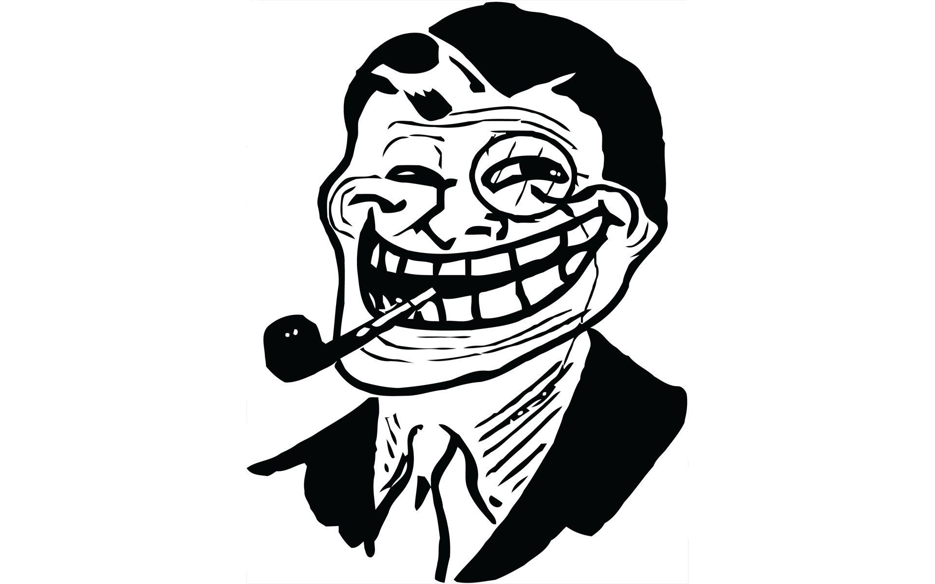 Troll Face Background 68 Images
