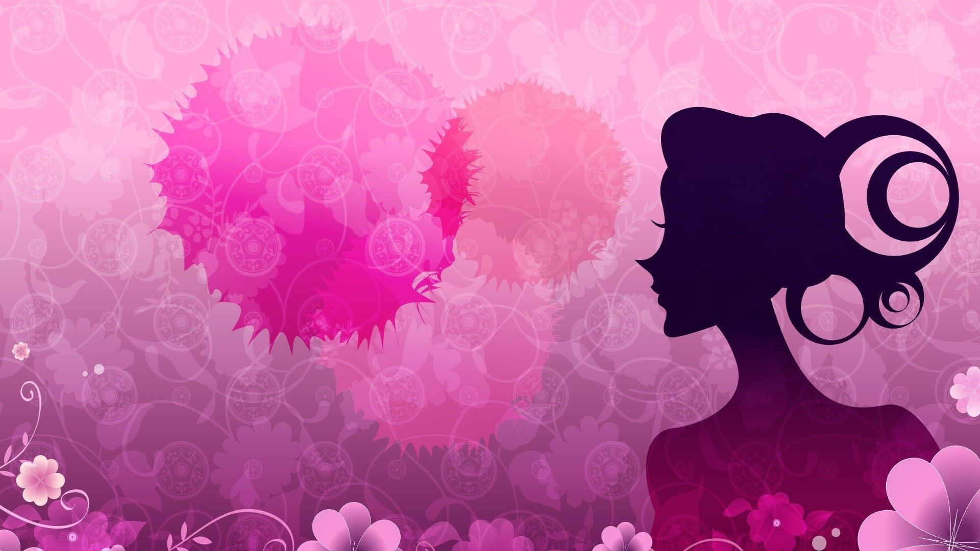 3d Girly Wallpaper 64 Images