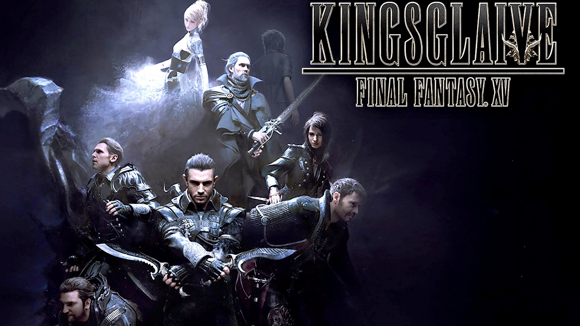 117 Final Fantasy Xv Hd Wallpapers: Final Fantasy XV HD Wallpaper (81+ Images