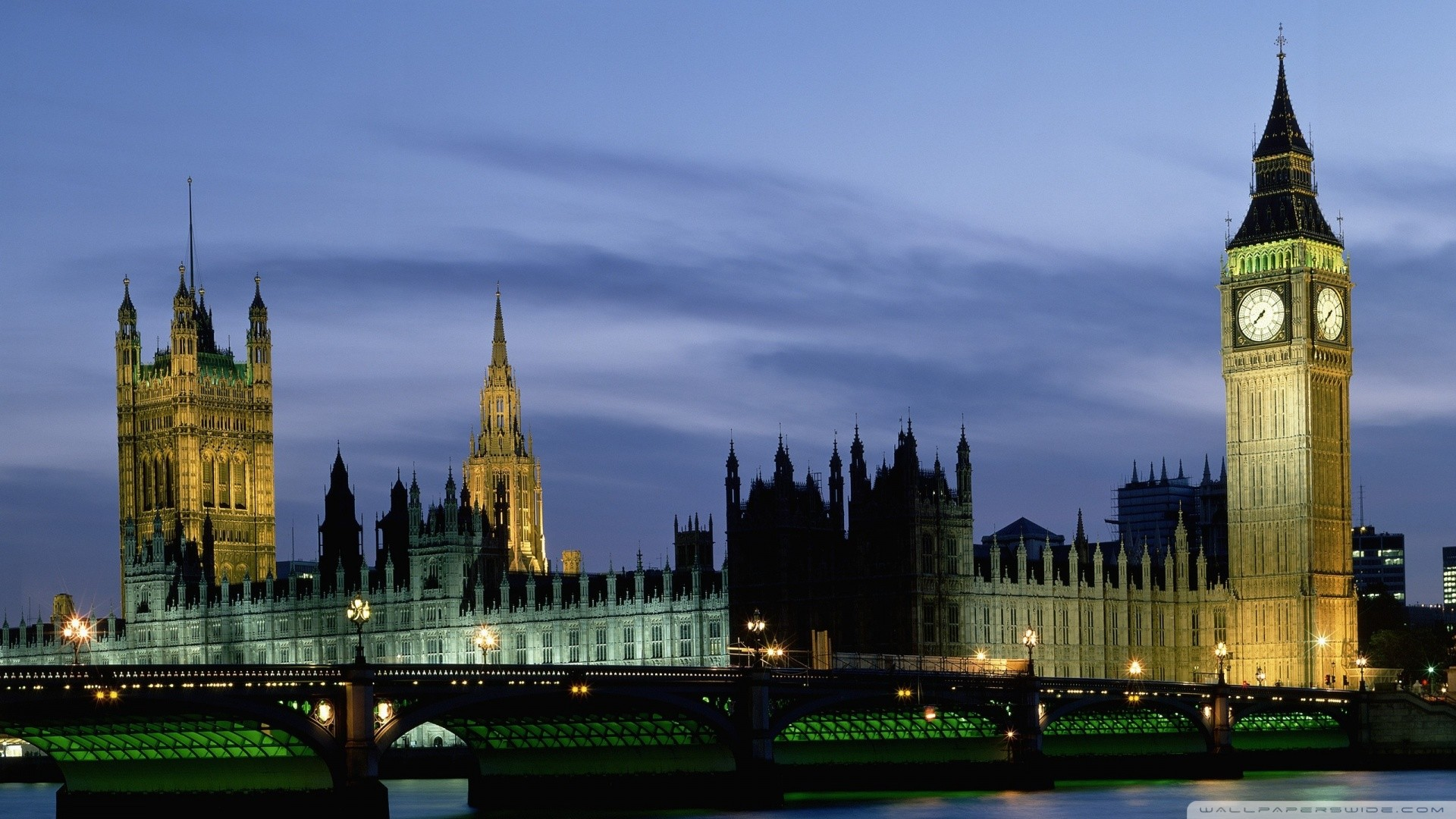 1920x1080 London England full HD  | Houses Of Parliament And Big Ben London  Uk Europe Wallpaper