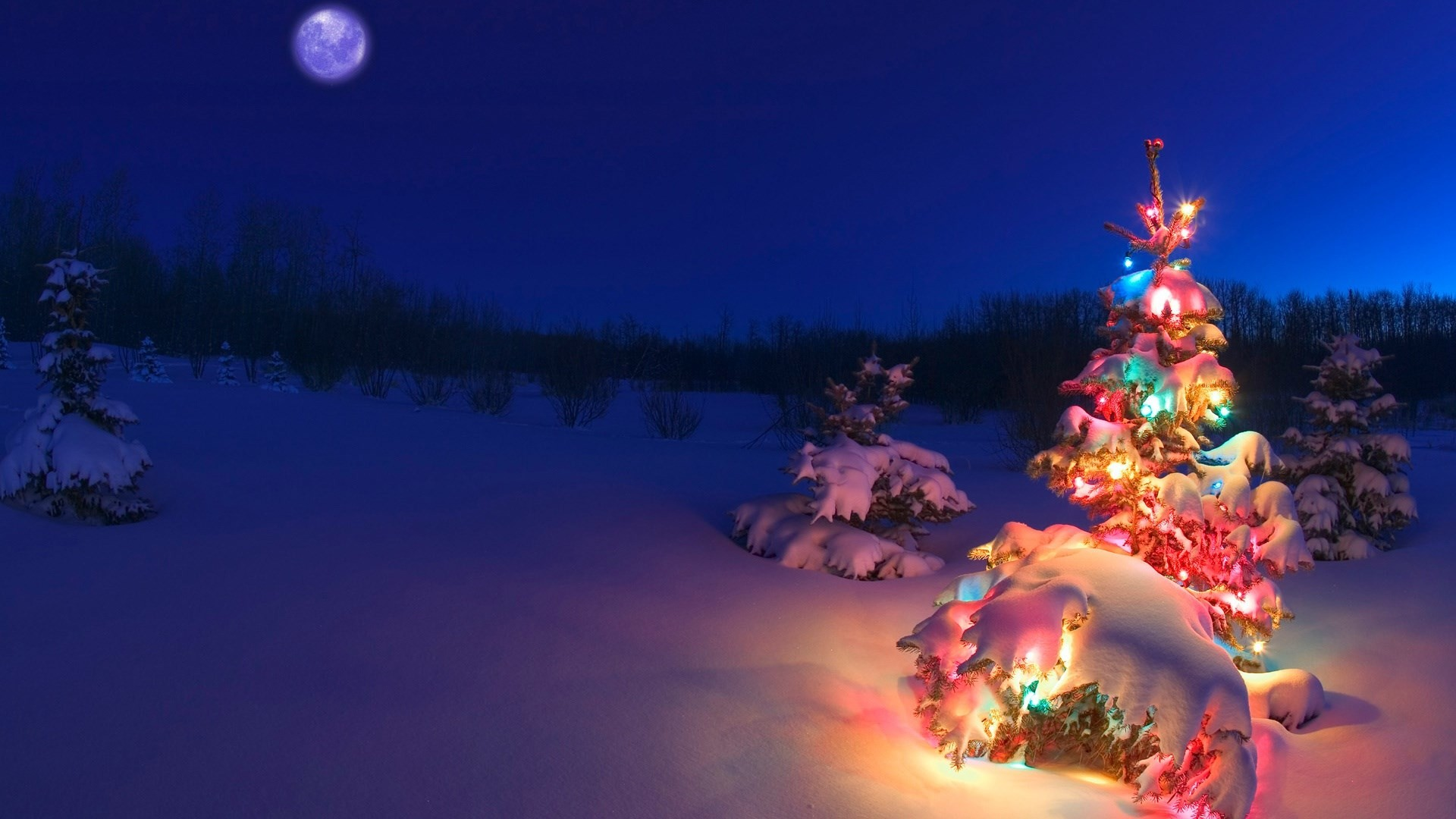 christmas screen backgrounds (55+ images)