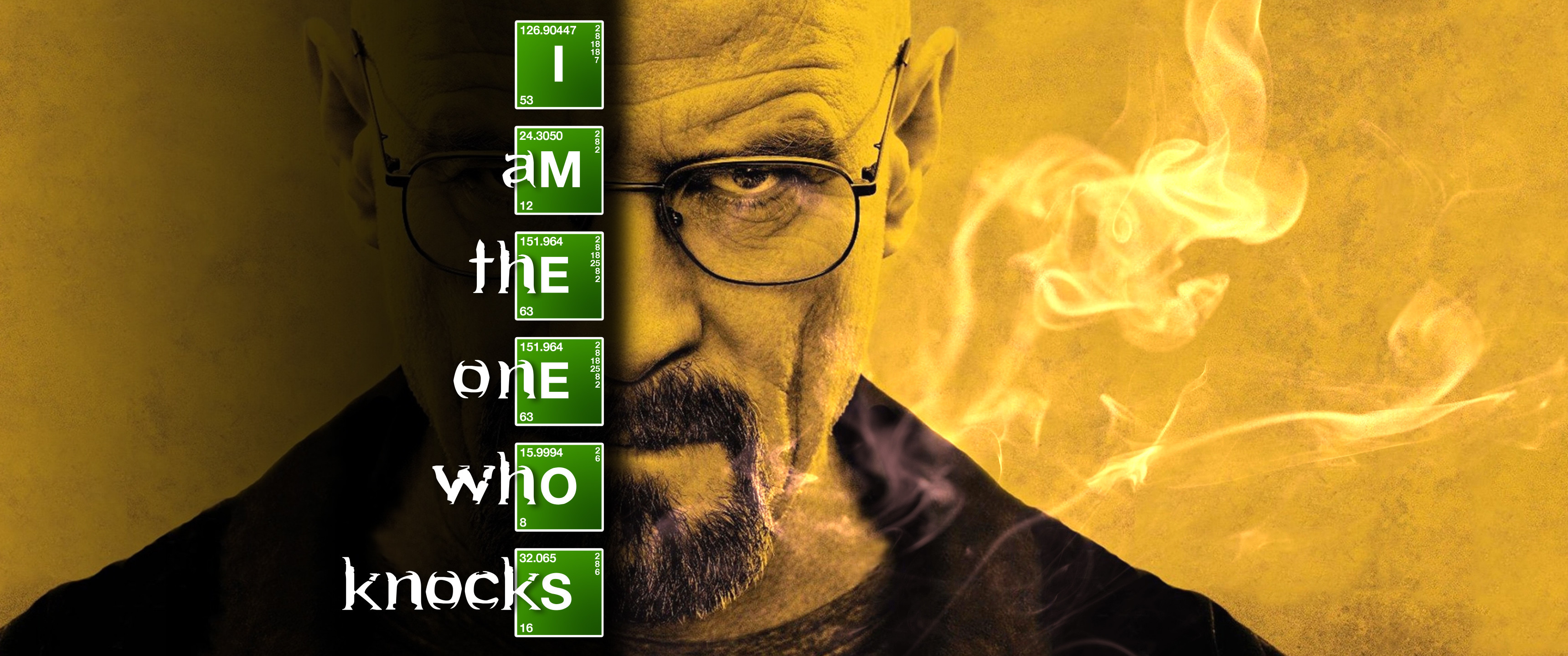 3440x1440 Breaking Bad Wallpaper I made [3440×1440] ...