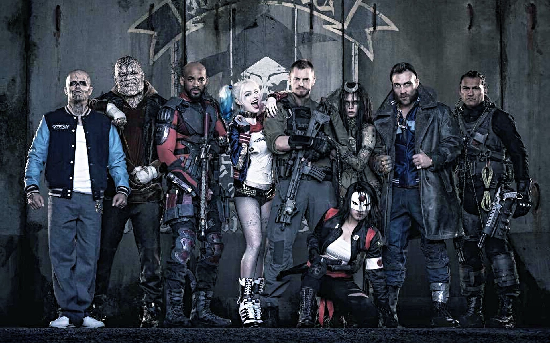 1920x1200 Suicide Squad: Who are the gang? A guide to the 'worst heroes ever' | The  Independent