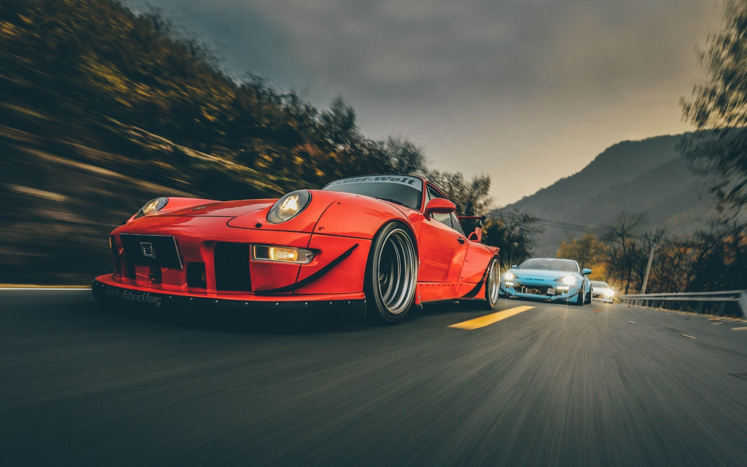 2560x1600 Porsche Cars Wallpaper