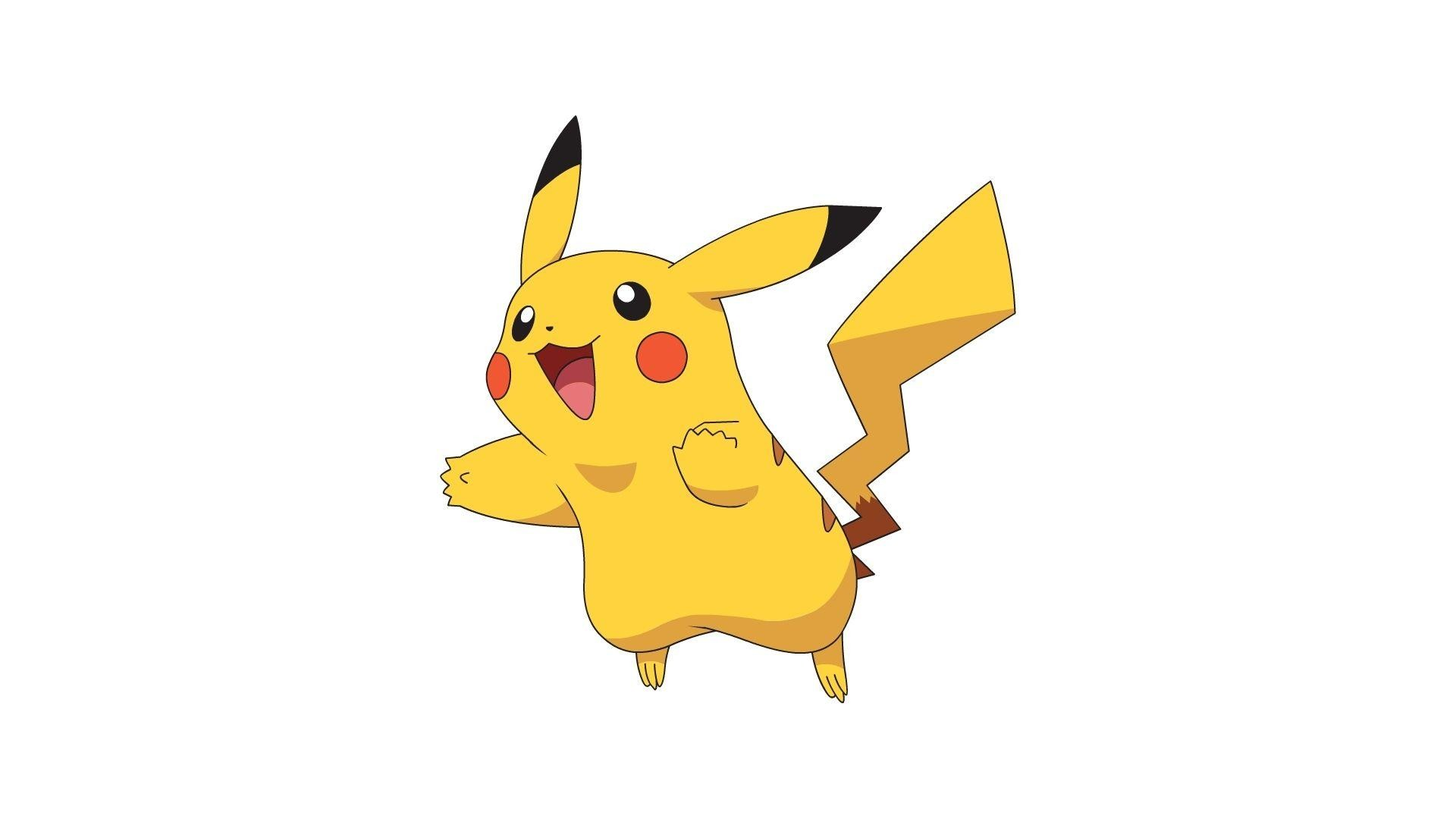 1920x1080 Cute Pokemon Wallpaper Pikachu Full Hd High Resolution For Desktop