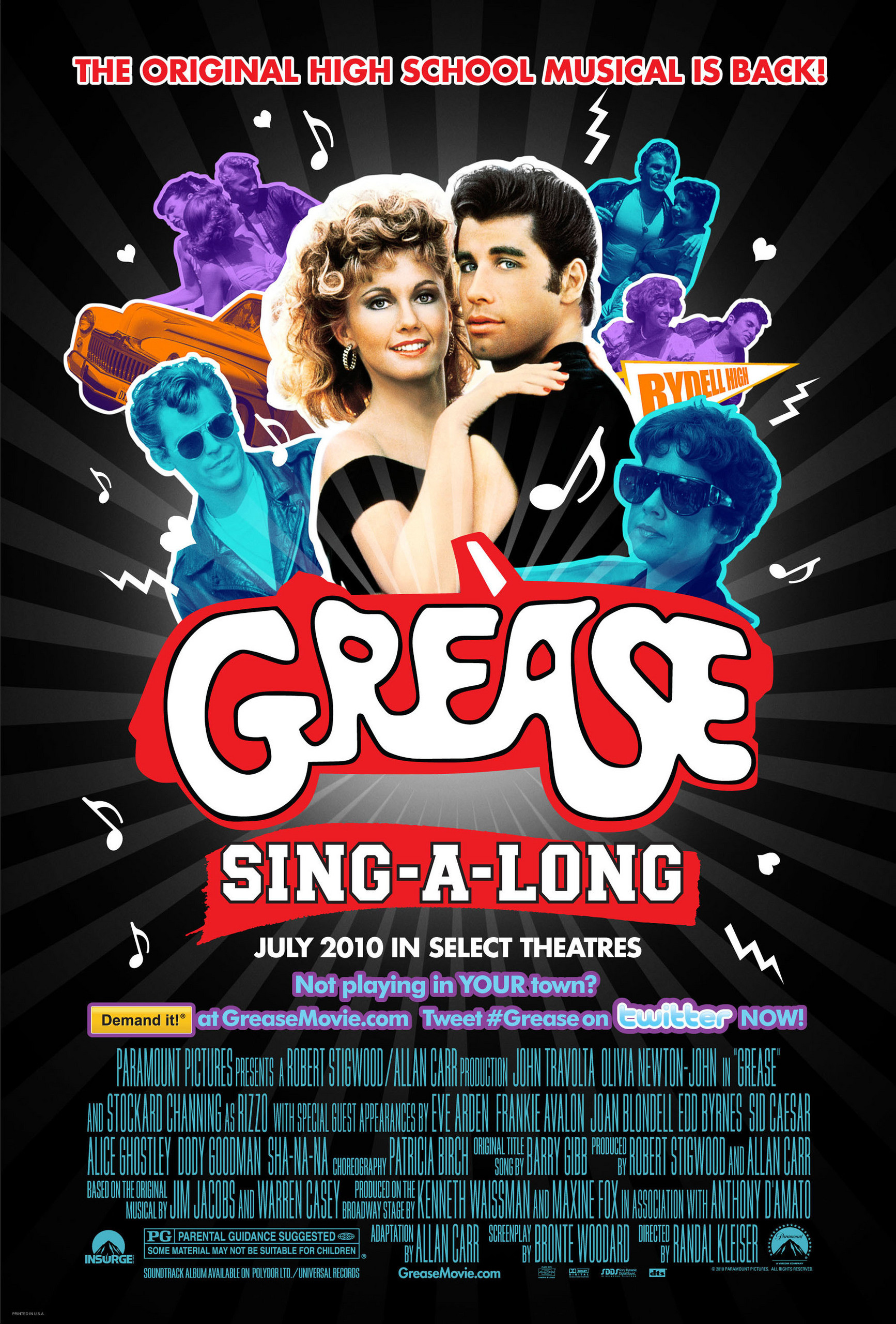 1734x2560 Grease: You're The One That I Want images Grease Sing-A-Long HD wallpaper  and background photos
