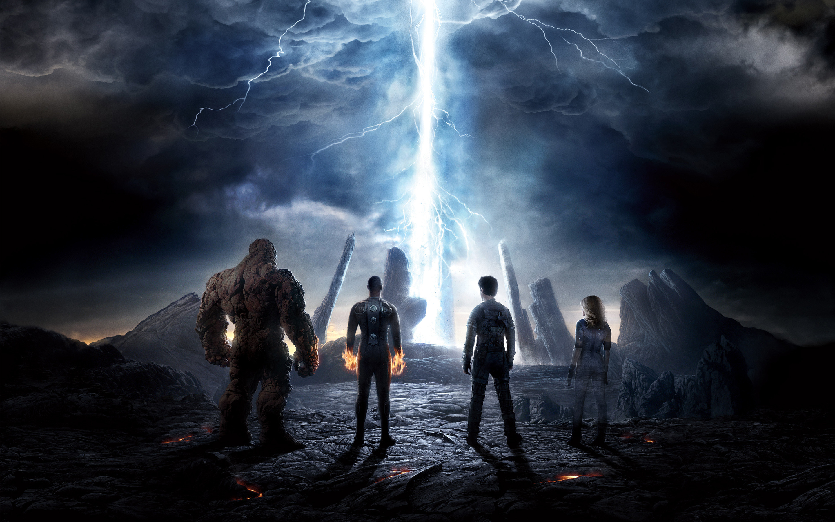 2880x1800 Fantastic Four (2015) Wallpapers