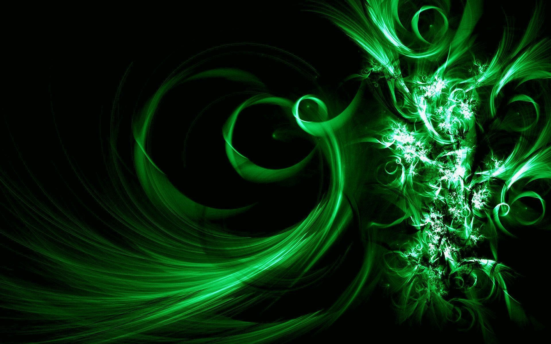 1920x1200 wallpaper.wiki-Green-Neon-HD-Picture-PIC-WPD003275