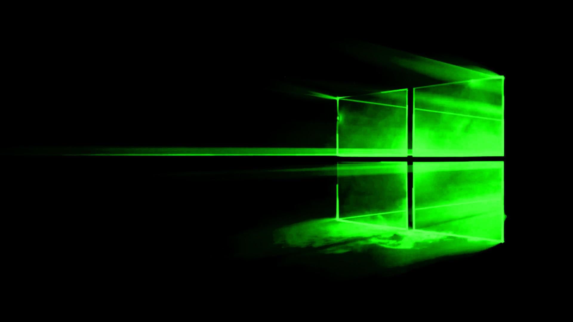 Windows 10 Wallpapers: Windows 10 Green Wallpaper (71+ Images