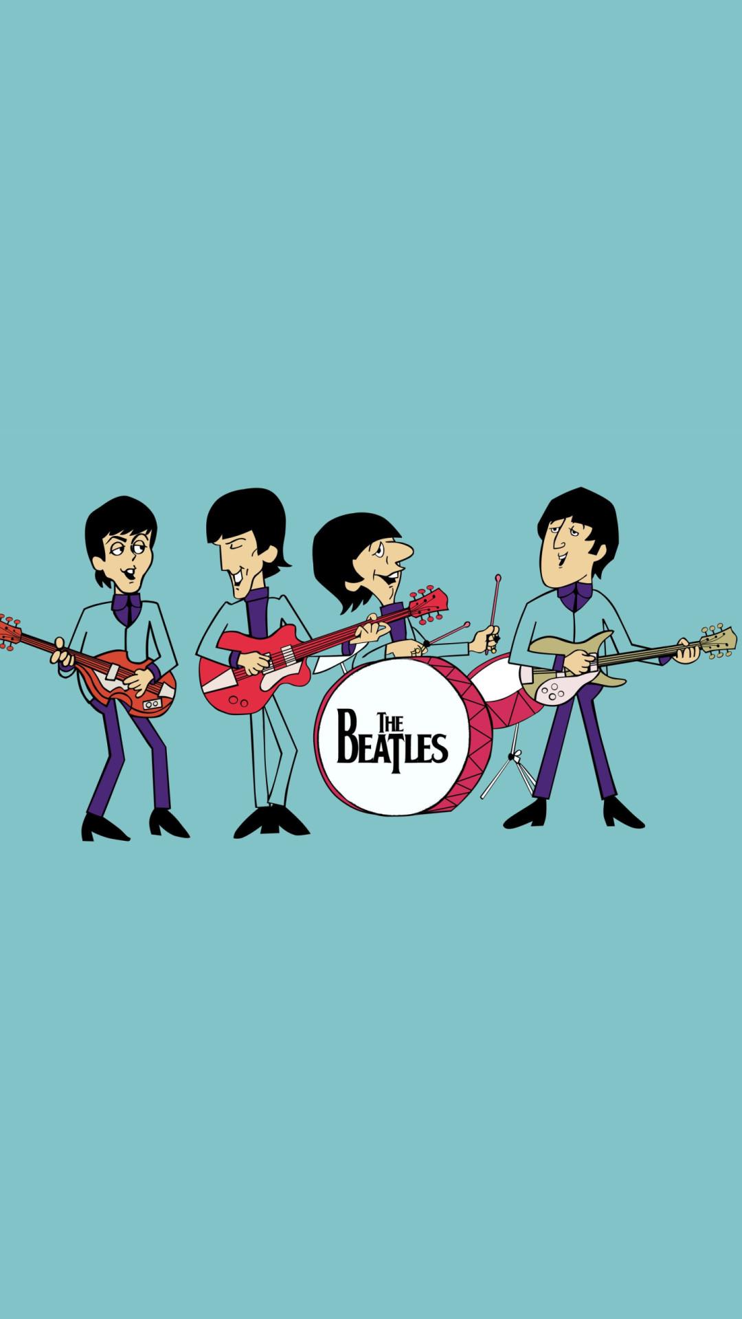 The Beatles Wallpaper iPhone - WallpaperSafari  |Beatles Iphone Wallpaper
