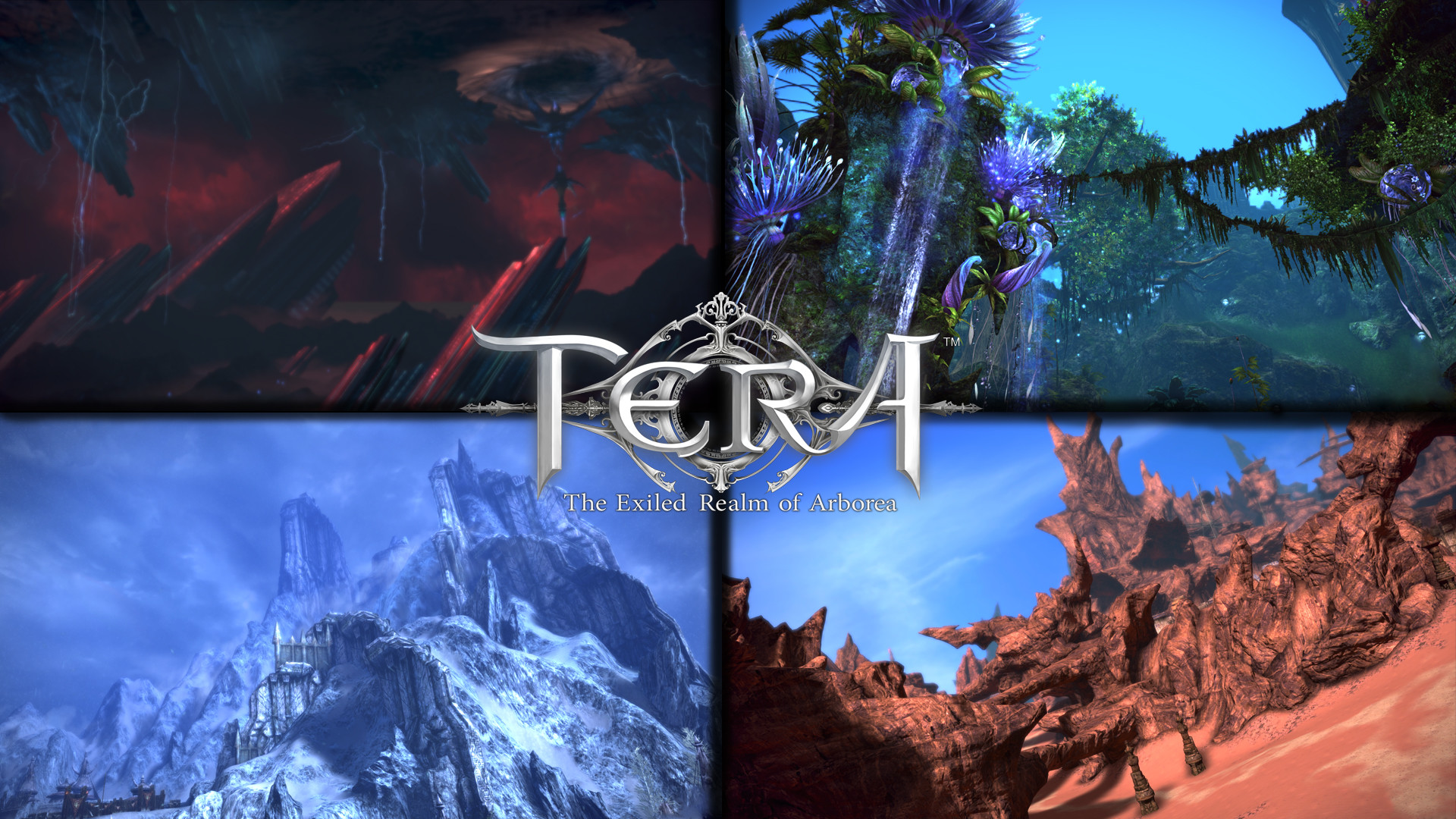 1920x1080 ... Tera Wallpaper (Loading Screen) by Rxedox