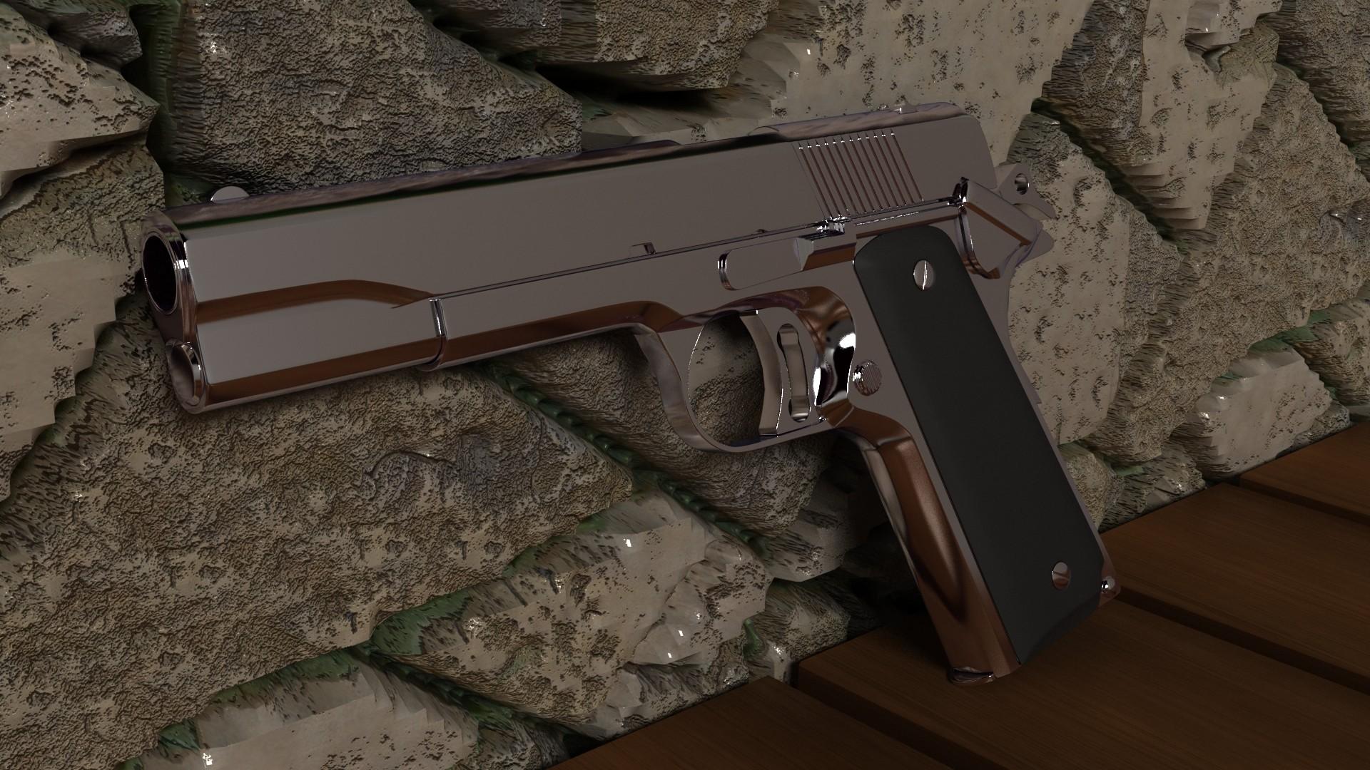 Colt 1911 Wallpaper (68+ images)