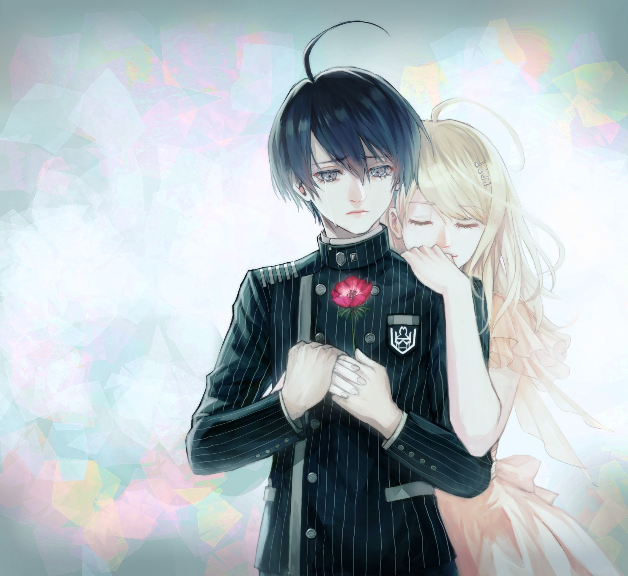 Crying Wallpaper Sad Romance Anime Pictures Www Picturesboss Com