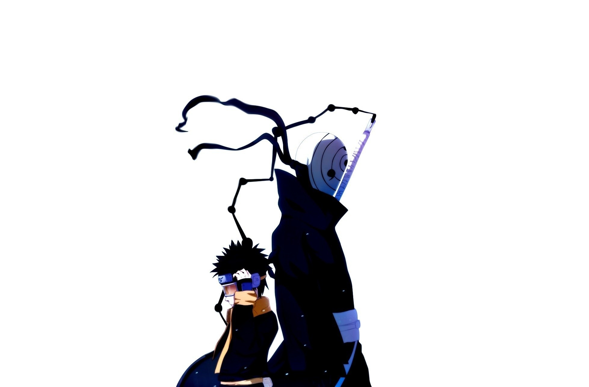 1958x1288 Naruto Shippuuden, Uchiha Obito, Tobi Wallpapers HD / Desktop and Mobile  Backgrounds