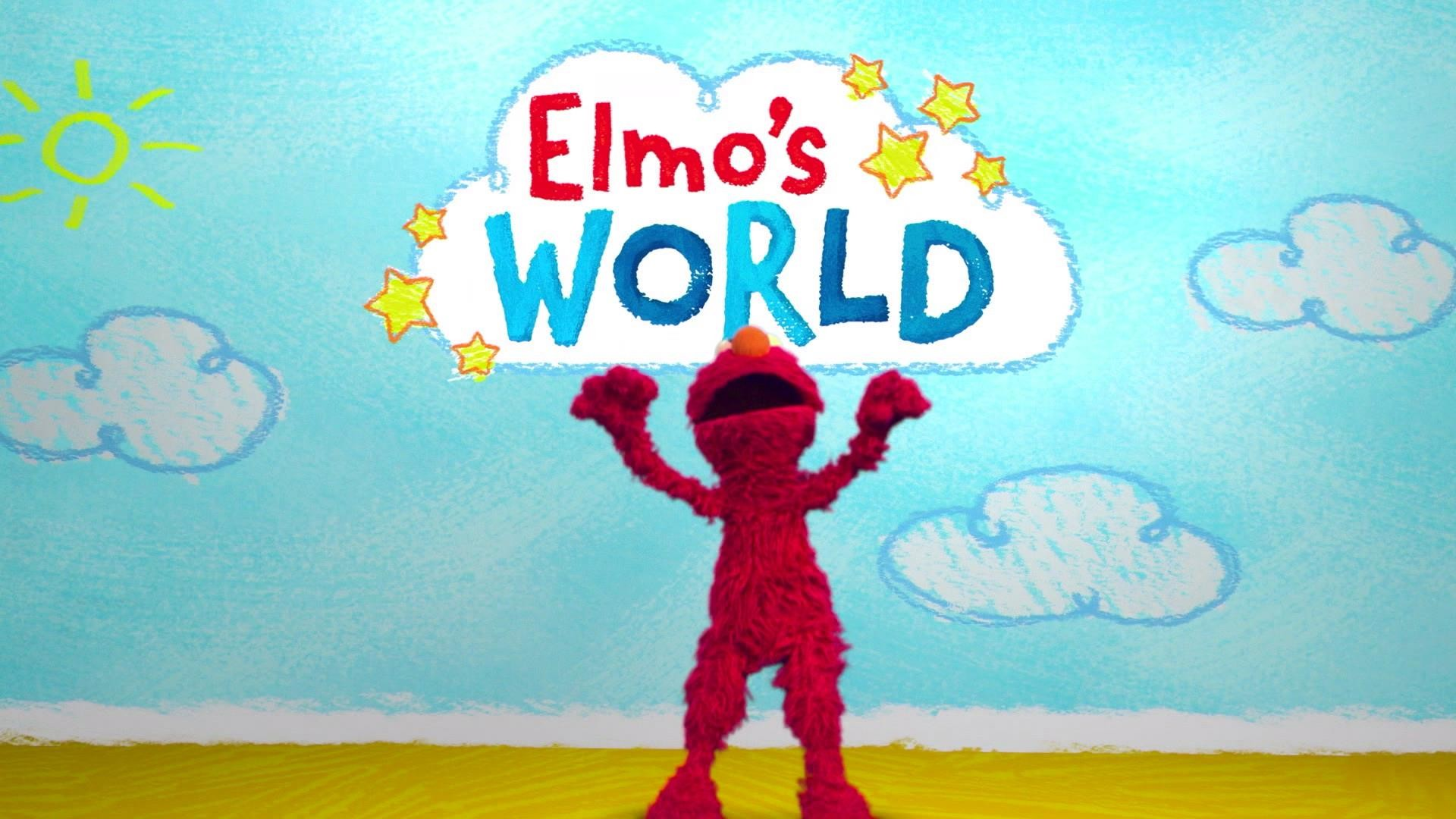 1920x1080 'Elmo's World': Get a sneak peek at the new season on 'Sesame Street' -  TODAY.com