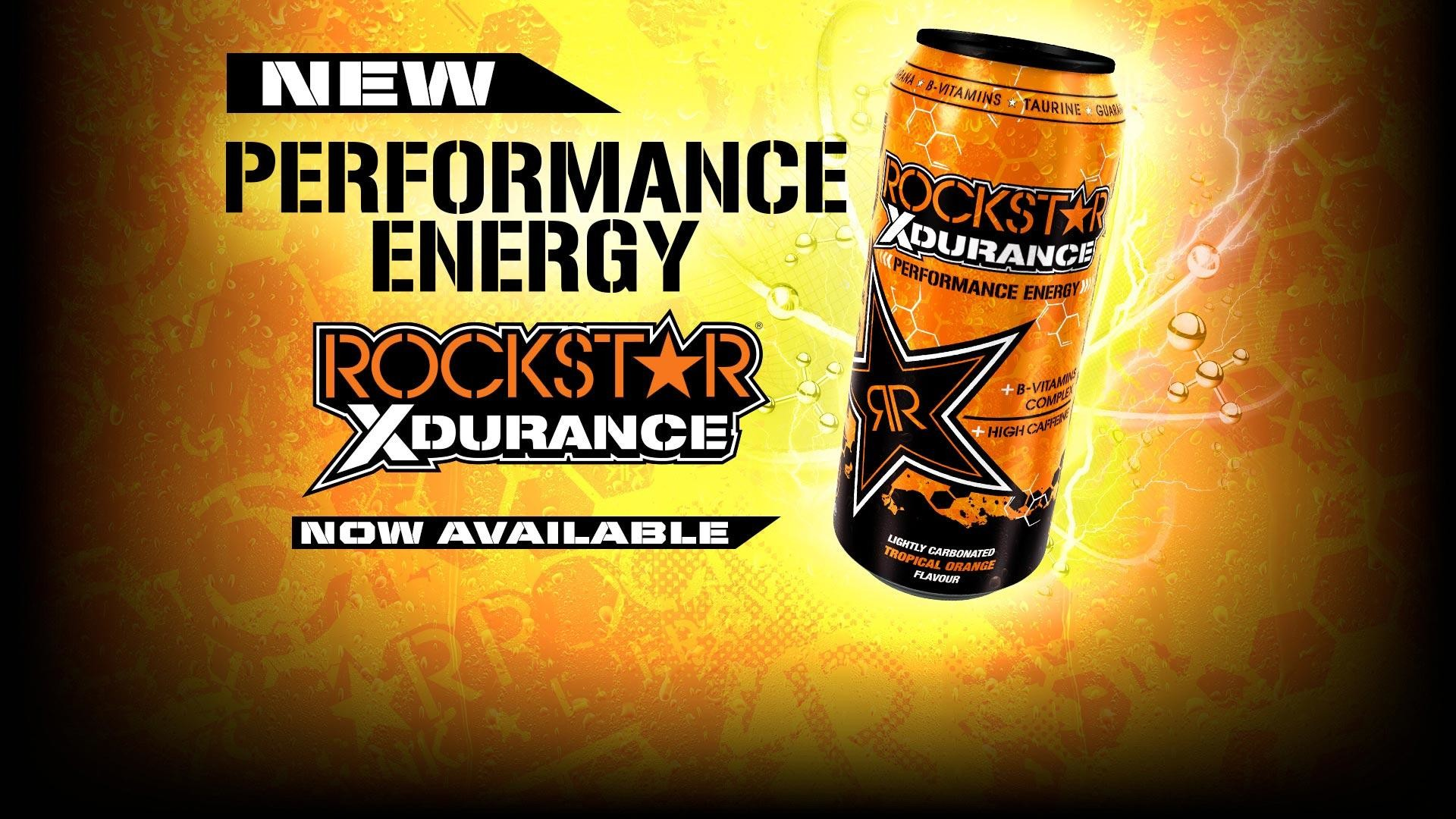 1920x1080 Rockstar energy drink coupons / Ace promo