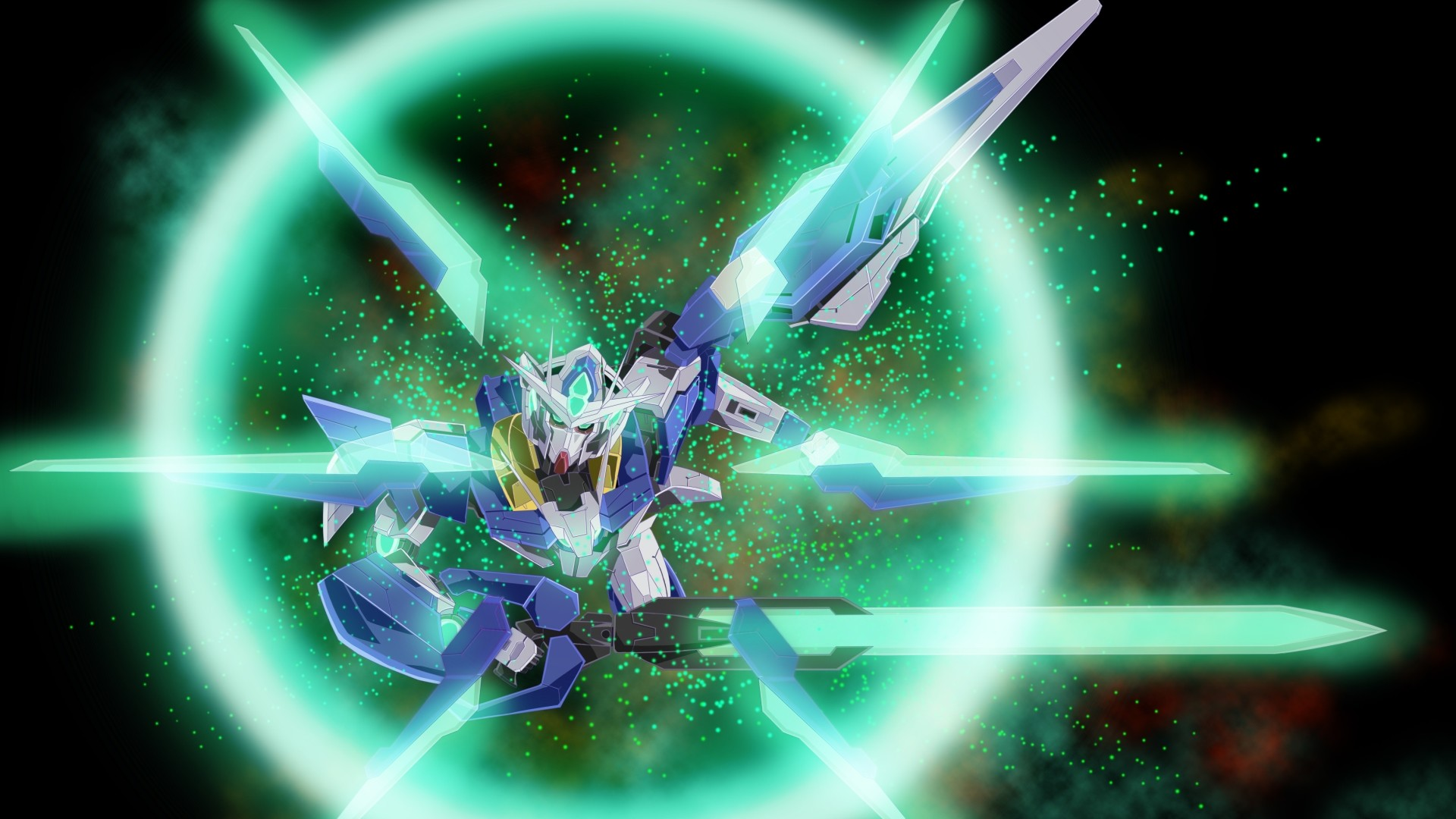 1920x1080 Tags: Anime, Mobile Suit Gundam 00, HD Wallpaper, Wallpaper