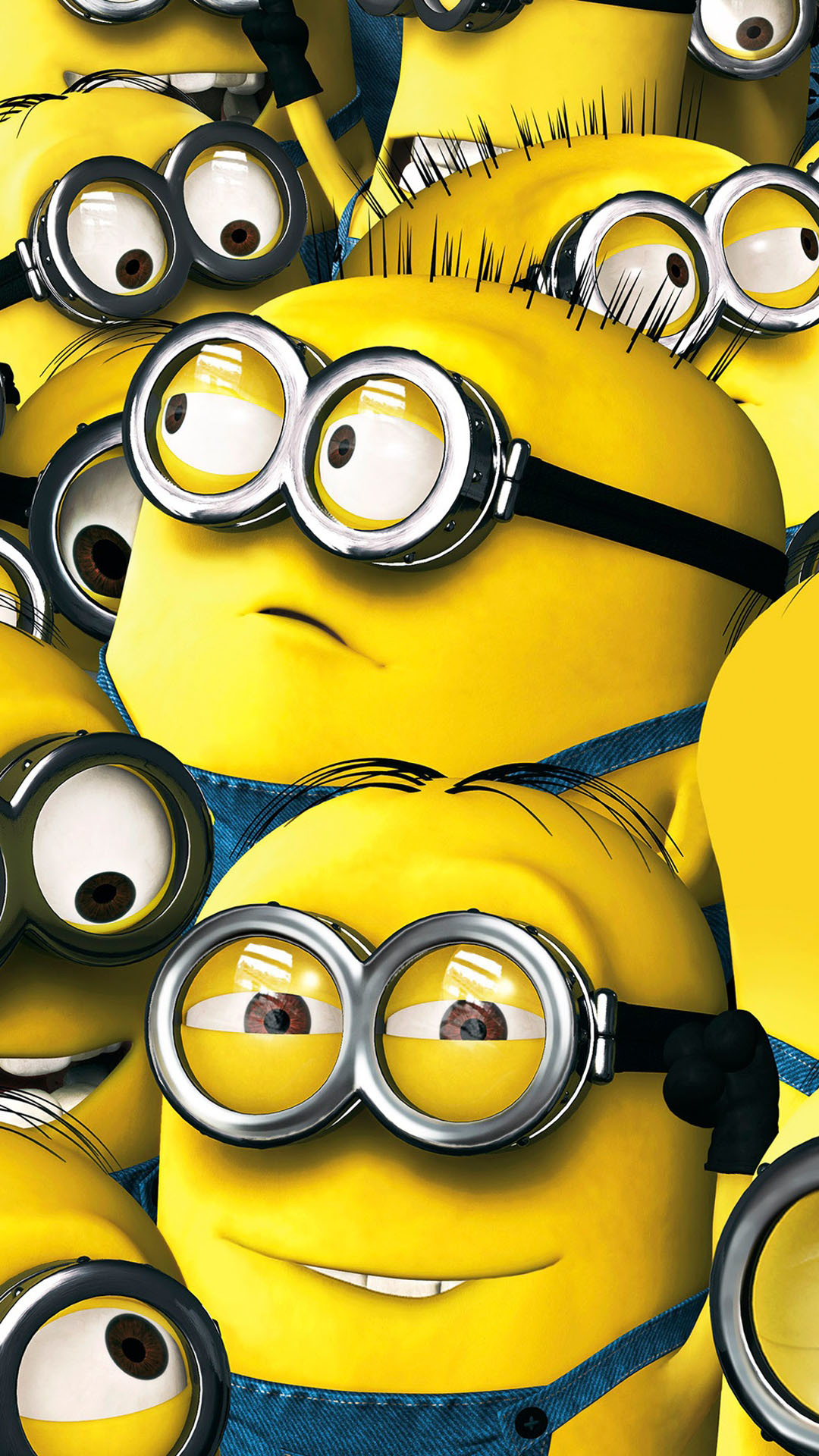 1080x1920 Cute Minion Music Wallpaper HD Source · Minion Wallpapers Free  WallpaperSafari