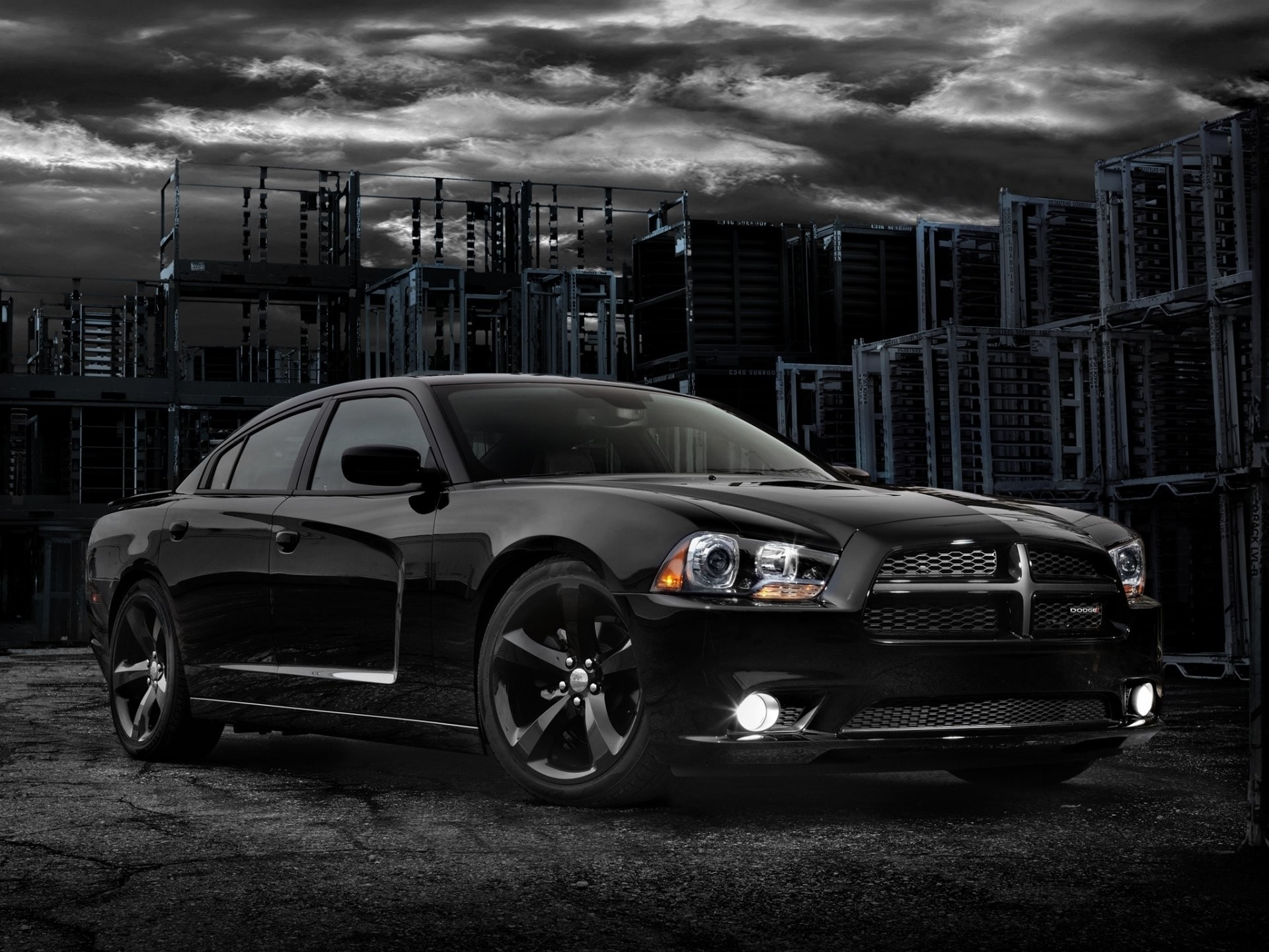 1920x1440 Vehicles - Dodge Charger Wallpaper