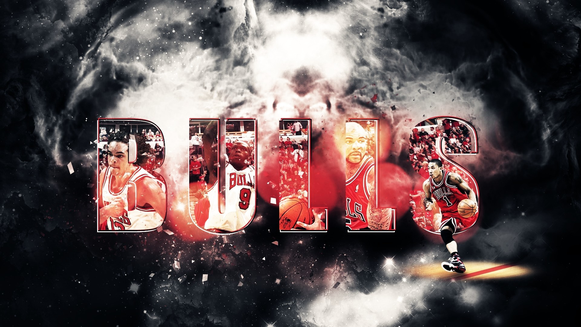 1920x1080 Chicago Bulls Wallpapers HD Wallpaper × Chicago Bulls | HD Wallpapers |  Pinterest | Bulls wallpaper, Chicago bulls and Chicago