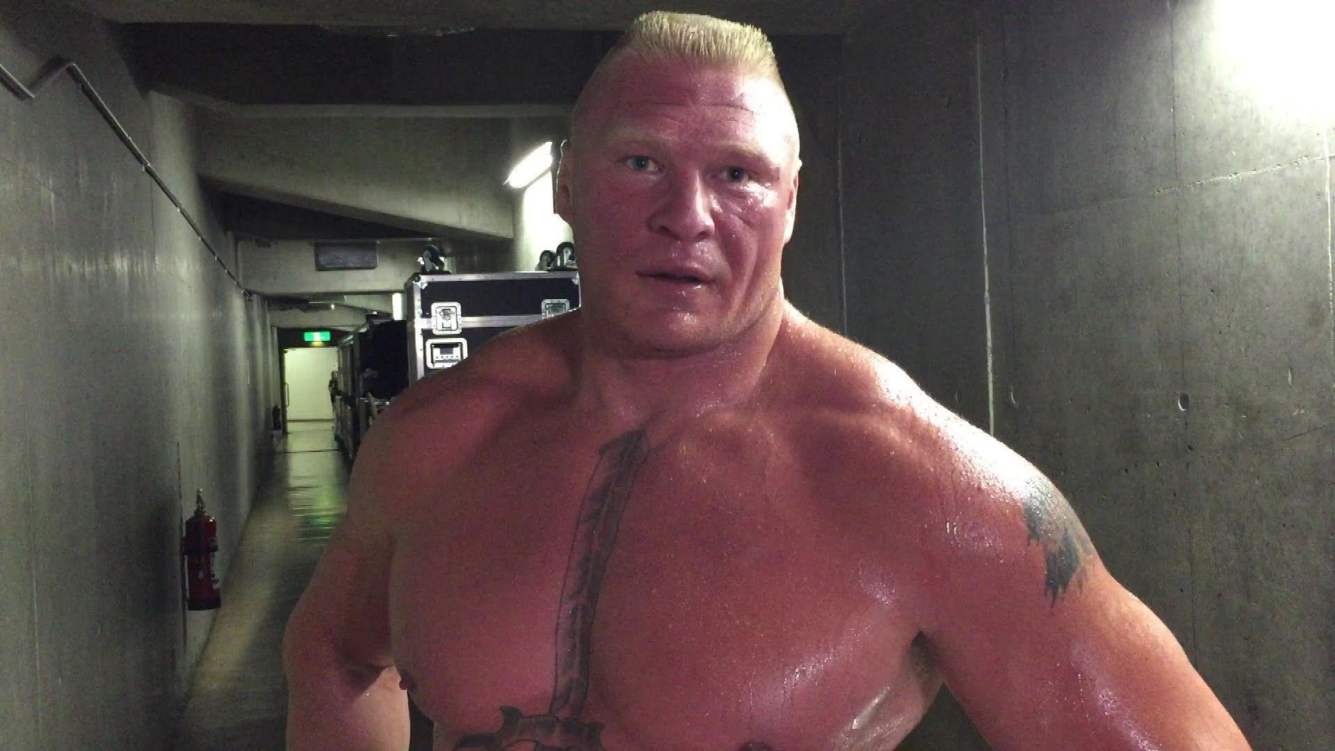 1920x1080 VIDEOS] Brock Lesnar Comments On His Victory Against Kofi Kingston .