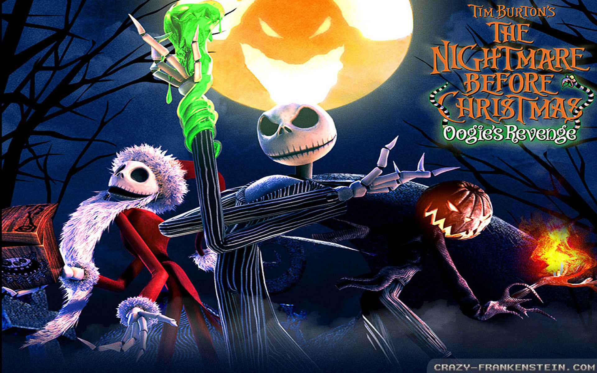 Nightmare Before Christmas Hd Wallpaper.The Night Before Christmas Halloween Best Nightmare Before
