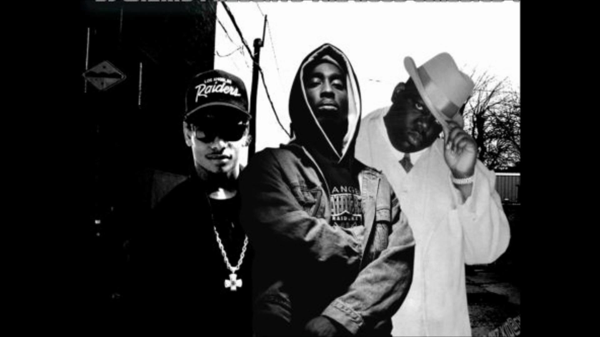 Eazy e tupac biggie
