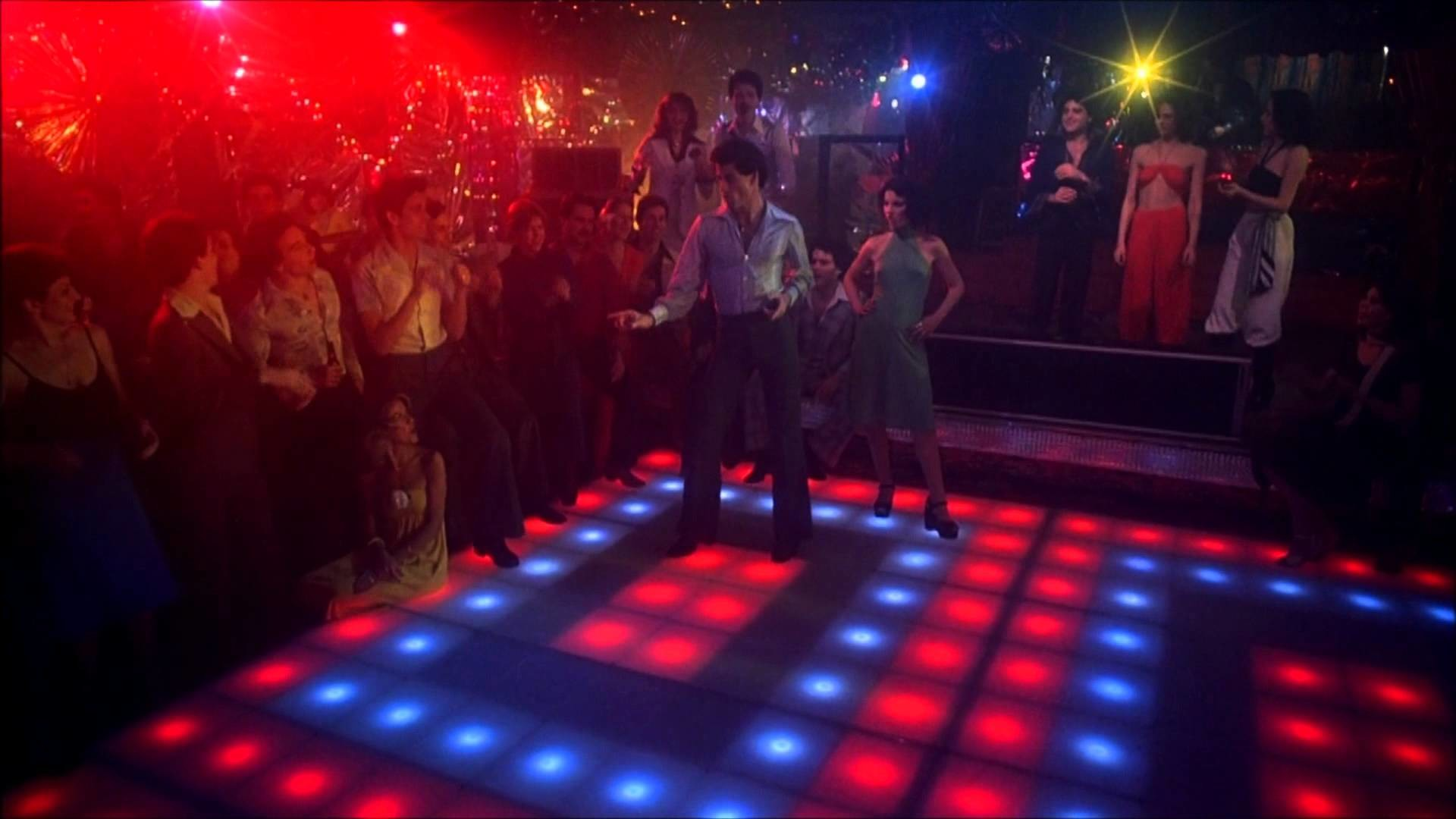 1920x1080 Saturday Night Fever (Bee Gees, You Should be Dancing) John Travolta HD  1080 with Lyrics - YouTube