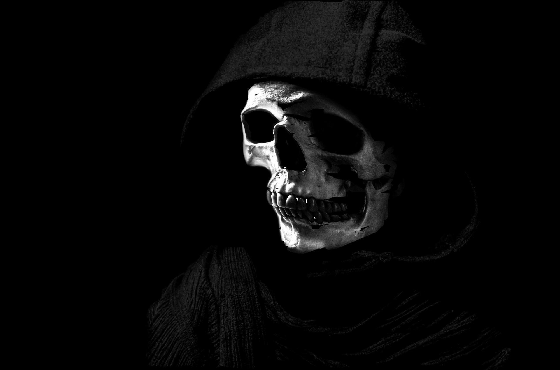 Skull And Bones Wallpaper: Skeleton Wallpapers For Desktop 2018 (43+ Images