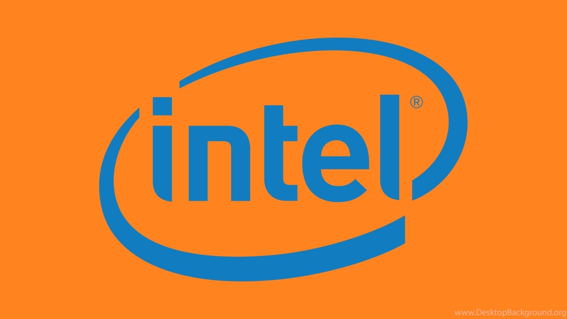 1920x1080 Intel Logo Wallpapers HD Resolution