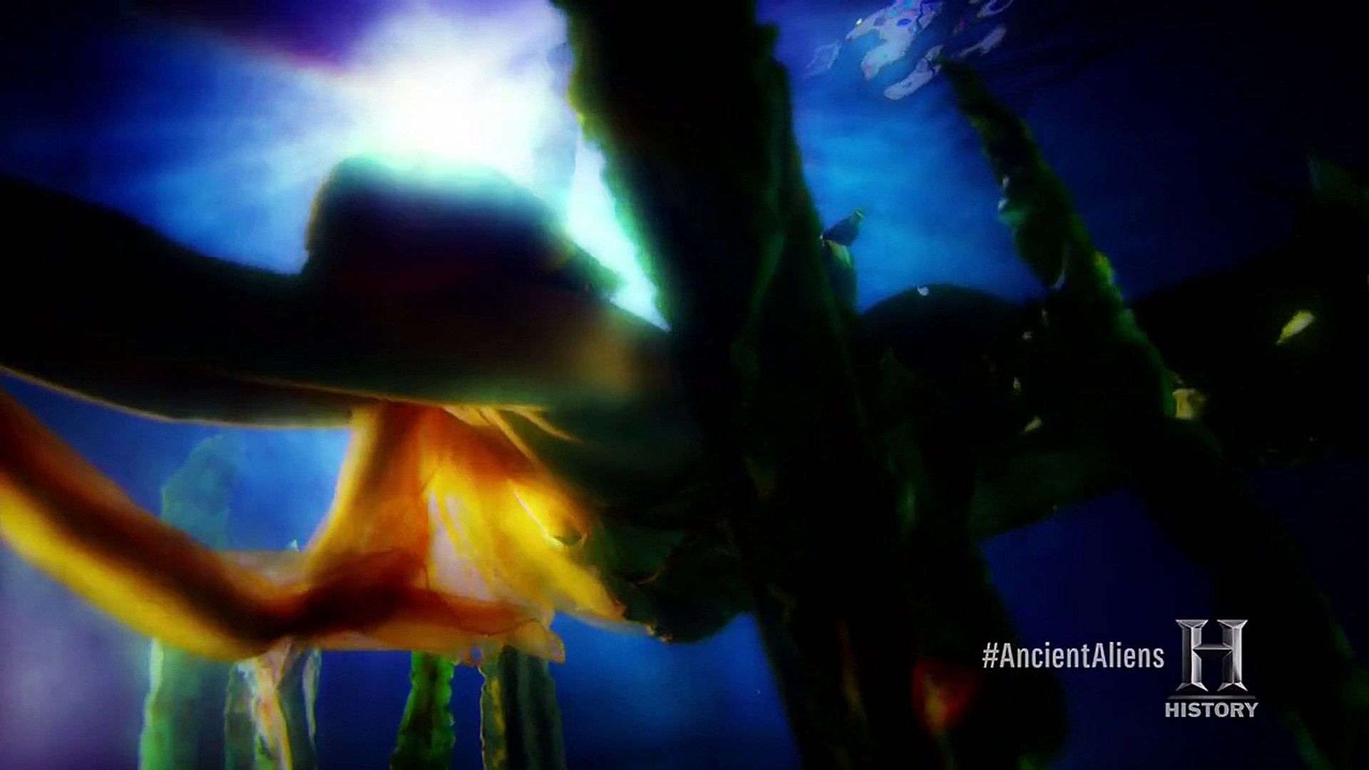 1920x1080 Ancient Aliens - S08 - E07 - Creatures of the Deep