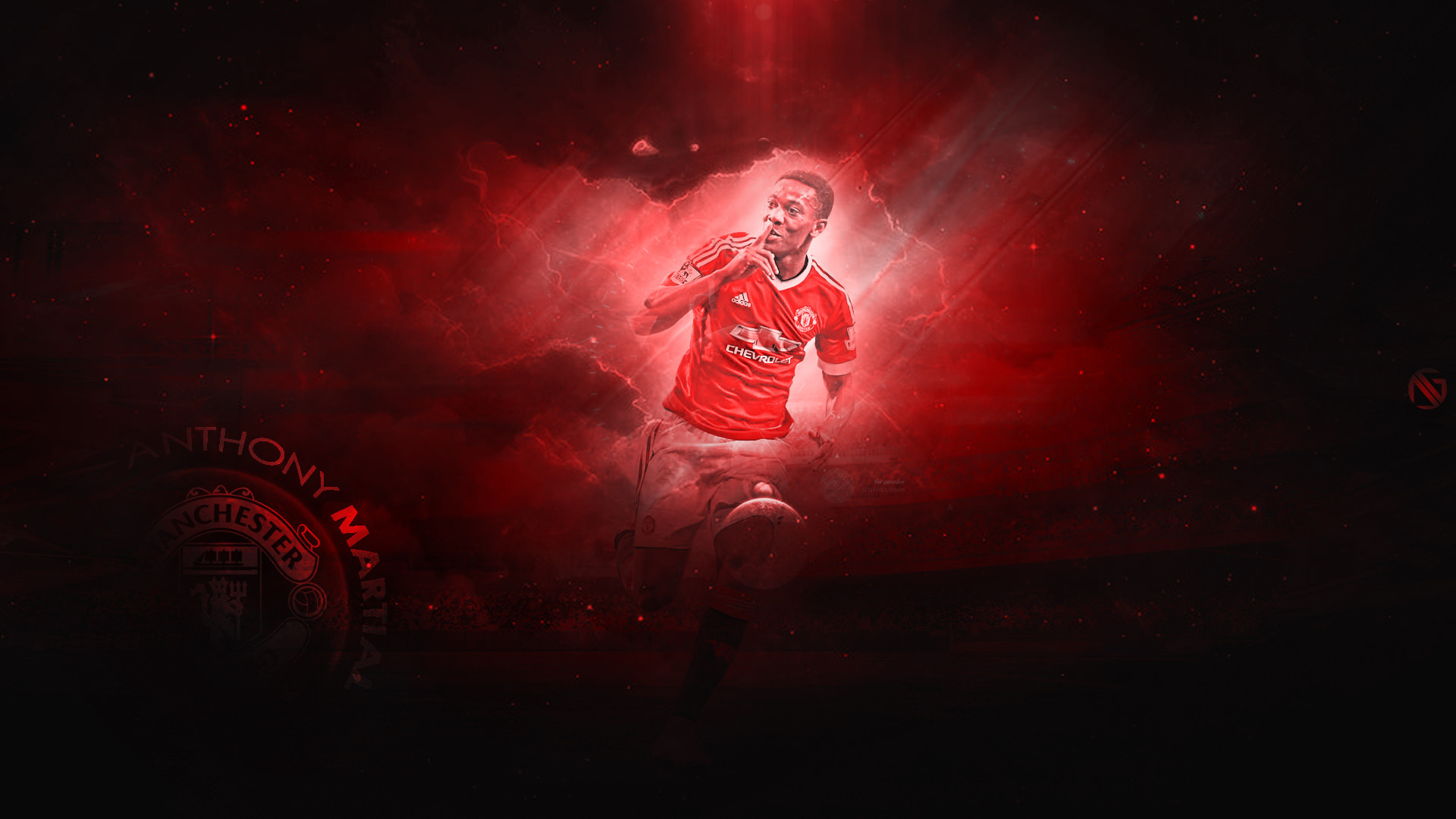 Manchester United Wallpaper HD (68+ Images