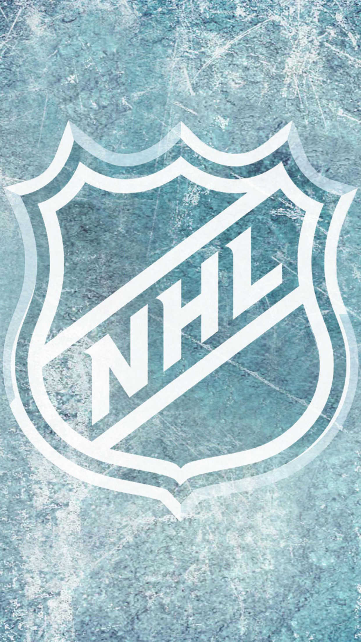 1242x2208 3Wallpapers | Best Wallpapers for all iPhone Retina » NHL Logo
