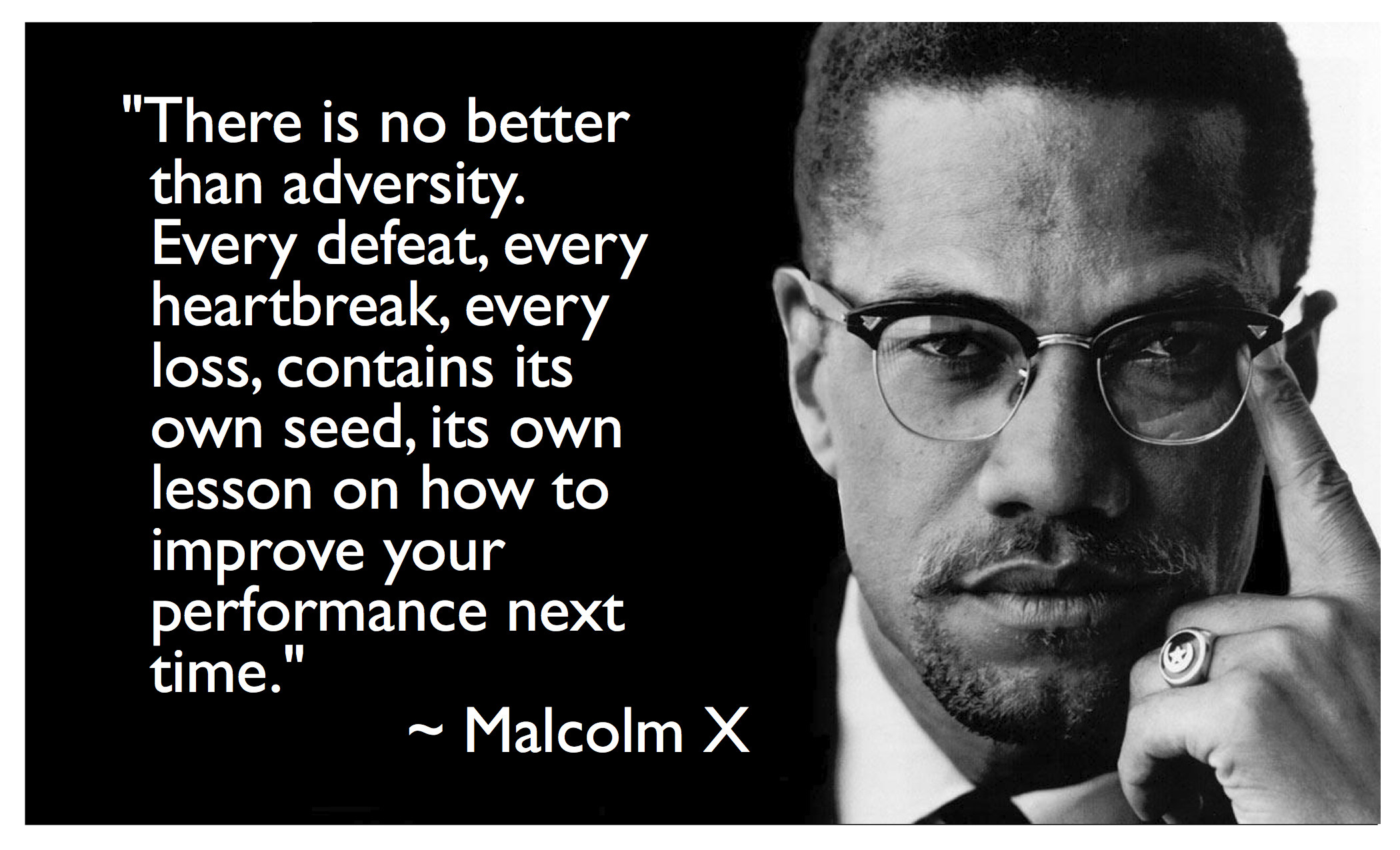 2100x1275 Inspirational Malcolm X Quotes
