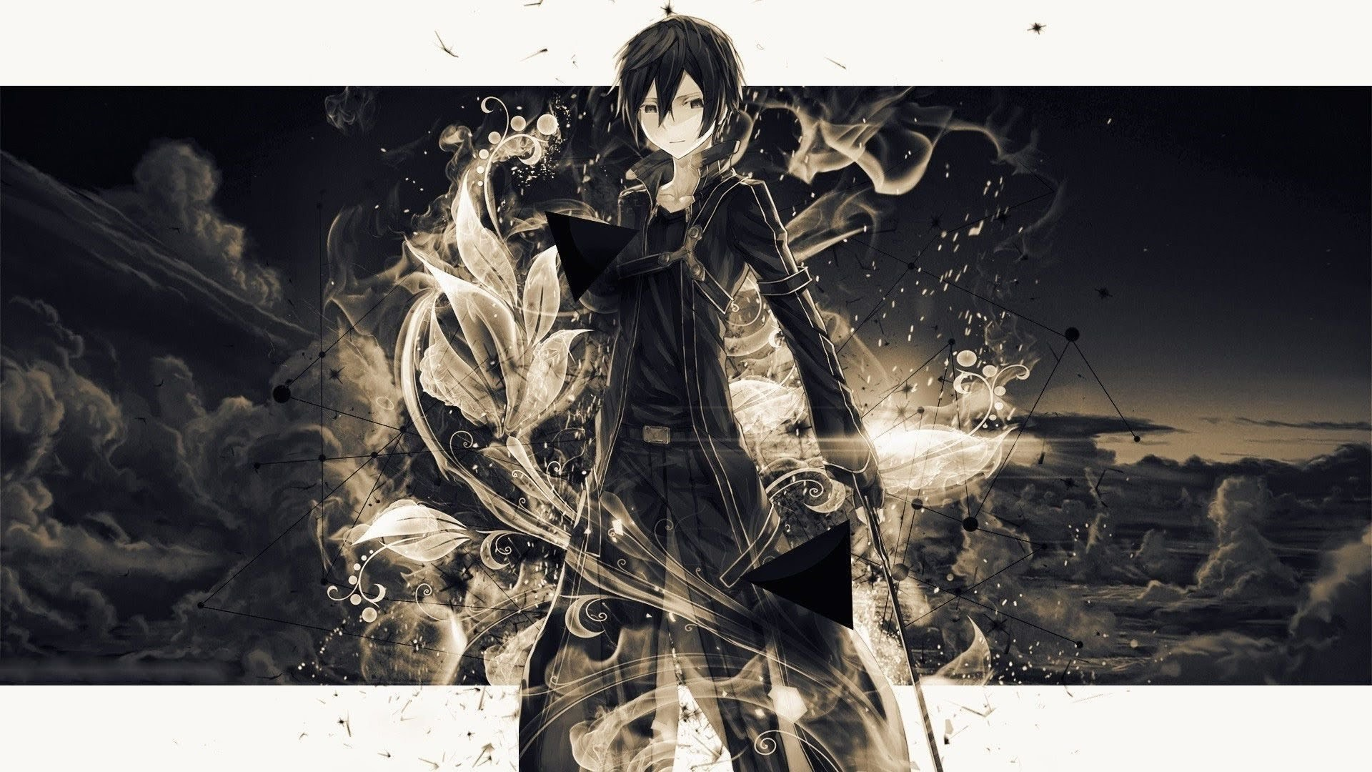 2560x1440 Kirito Sword Art Online A HD Wallpaper