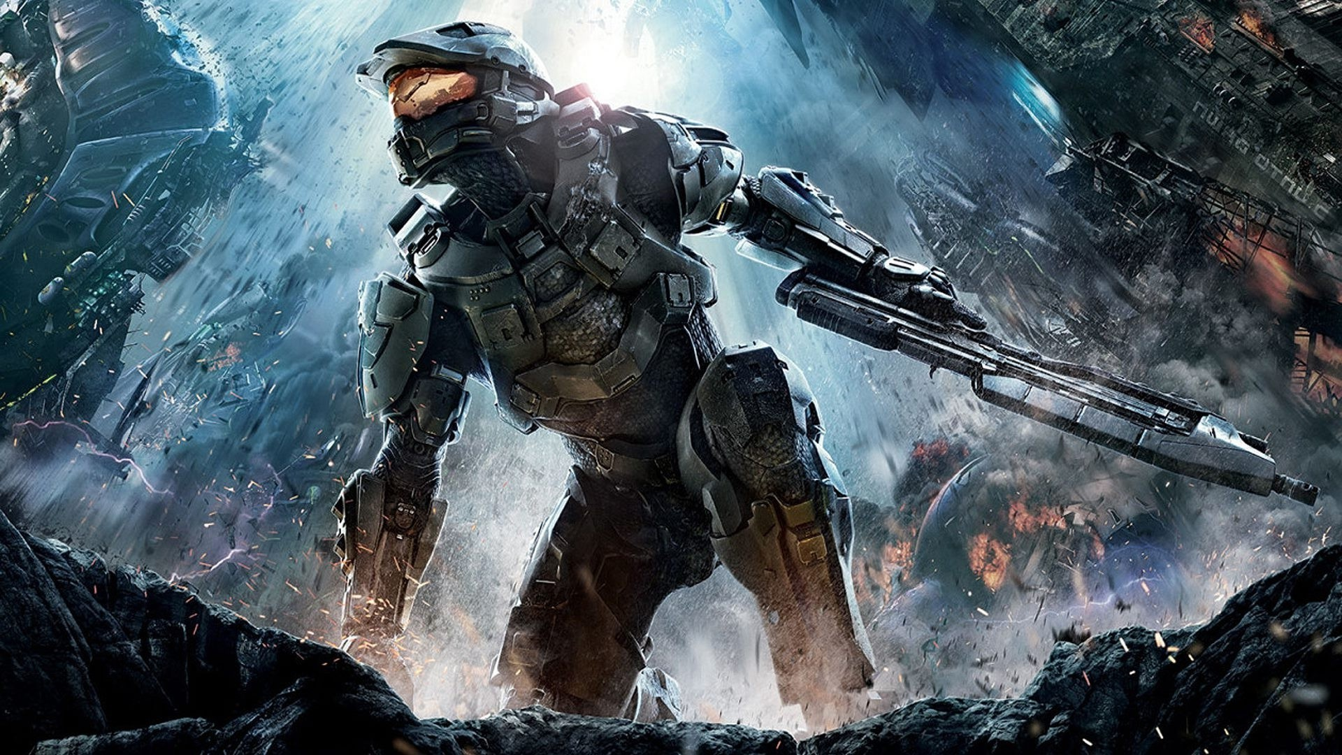 Halo 4 wallpaper 1080p 75 images - Halo 4 photos ...