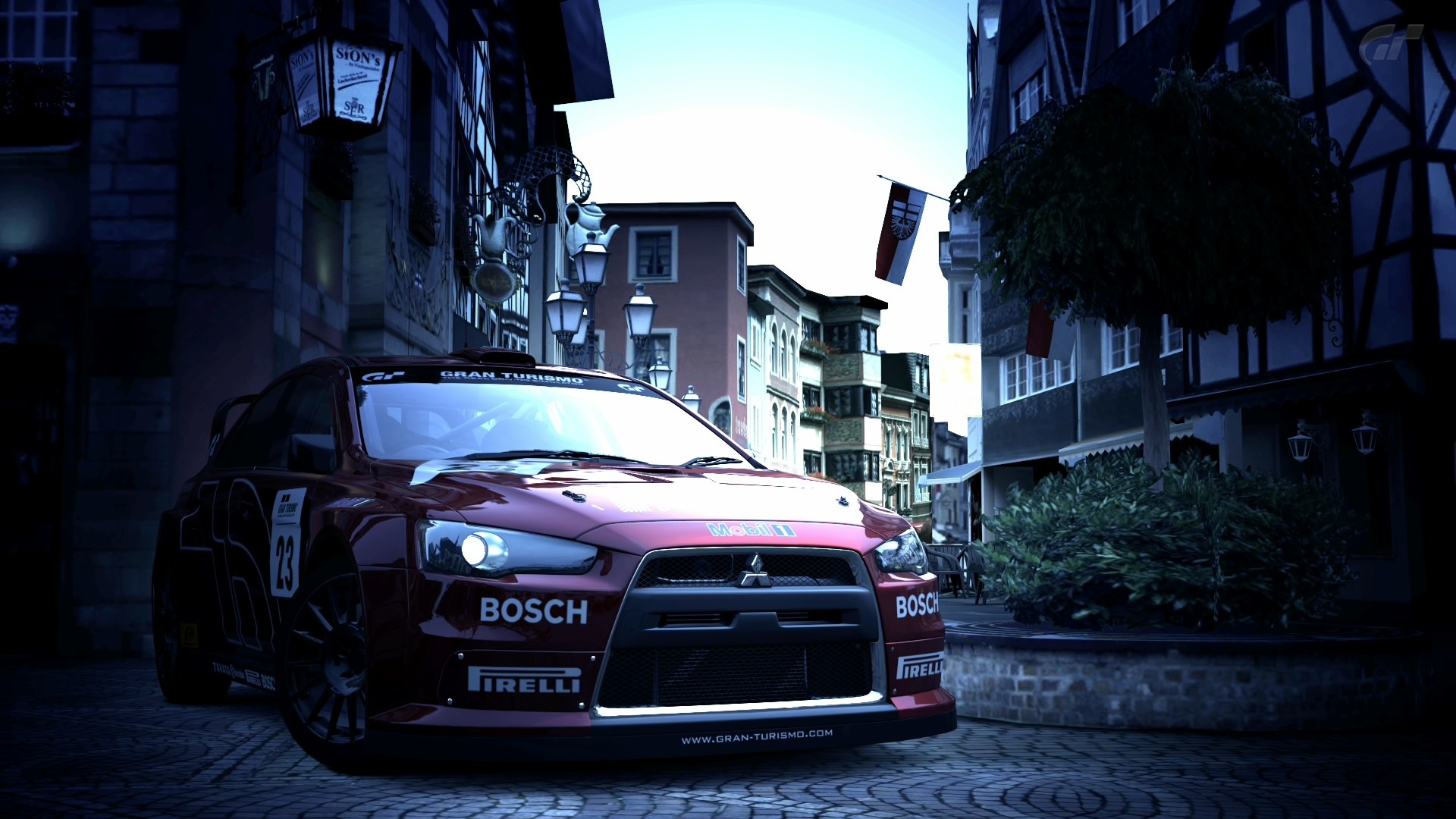 "1920x1080 ""Lancer Evo X Wallpaper -①"" — card from user mine.rom in Yandex.Collections"