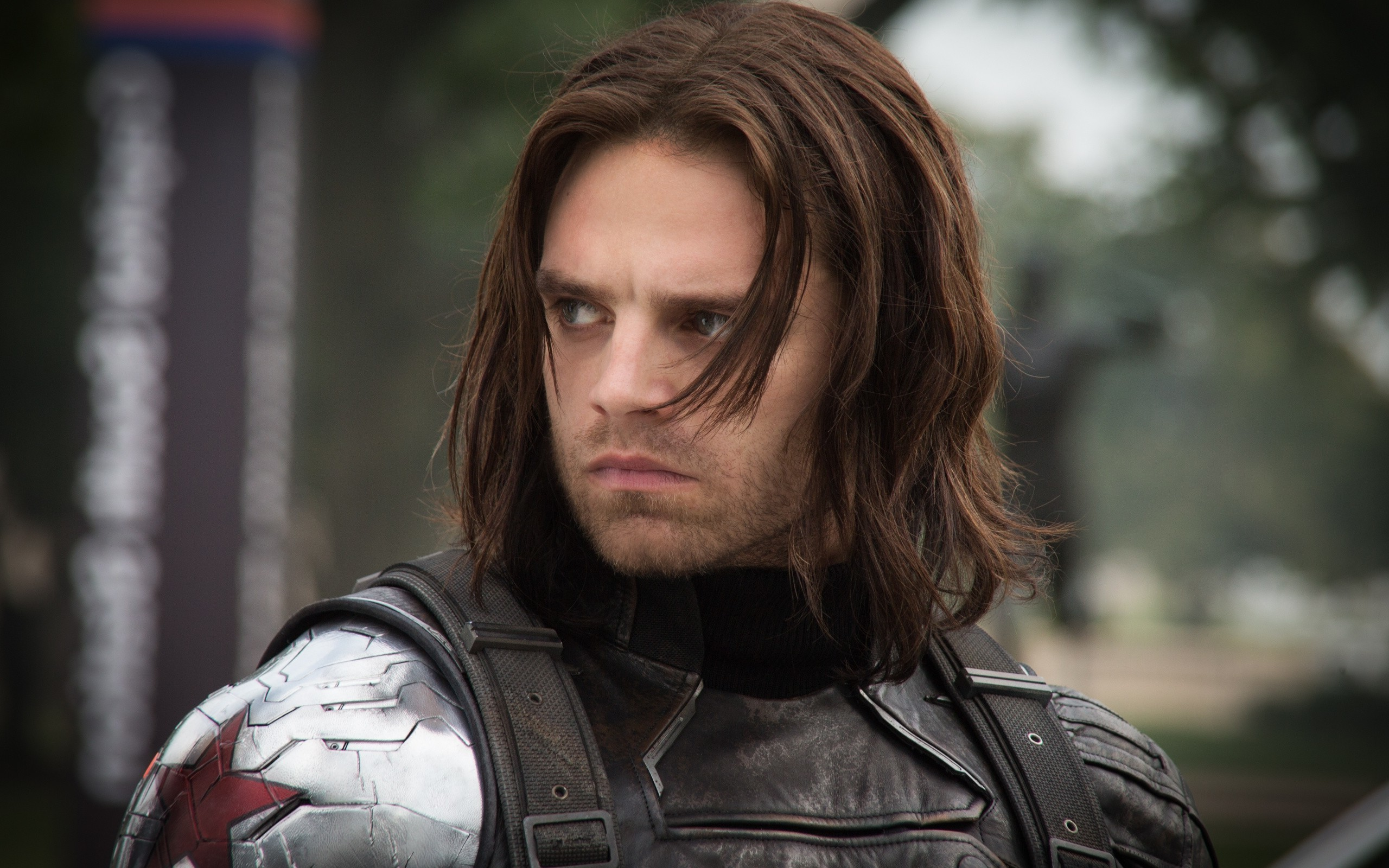 2560x1600 Captain America: The Winter Soldier, Bucky Barnes Wallpapers HD / Desktop  and Mobile Backgrounds