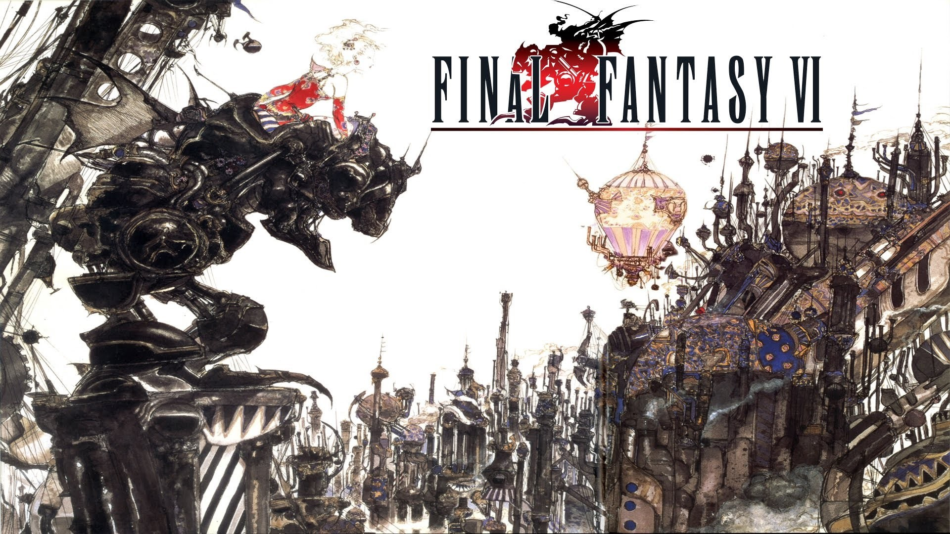 1920x1080 Final Fantasy Wallpapers – FFVI | All things Final Fantasy