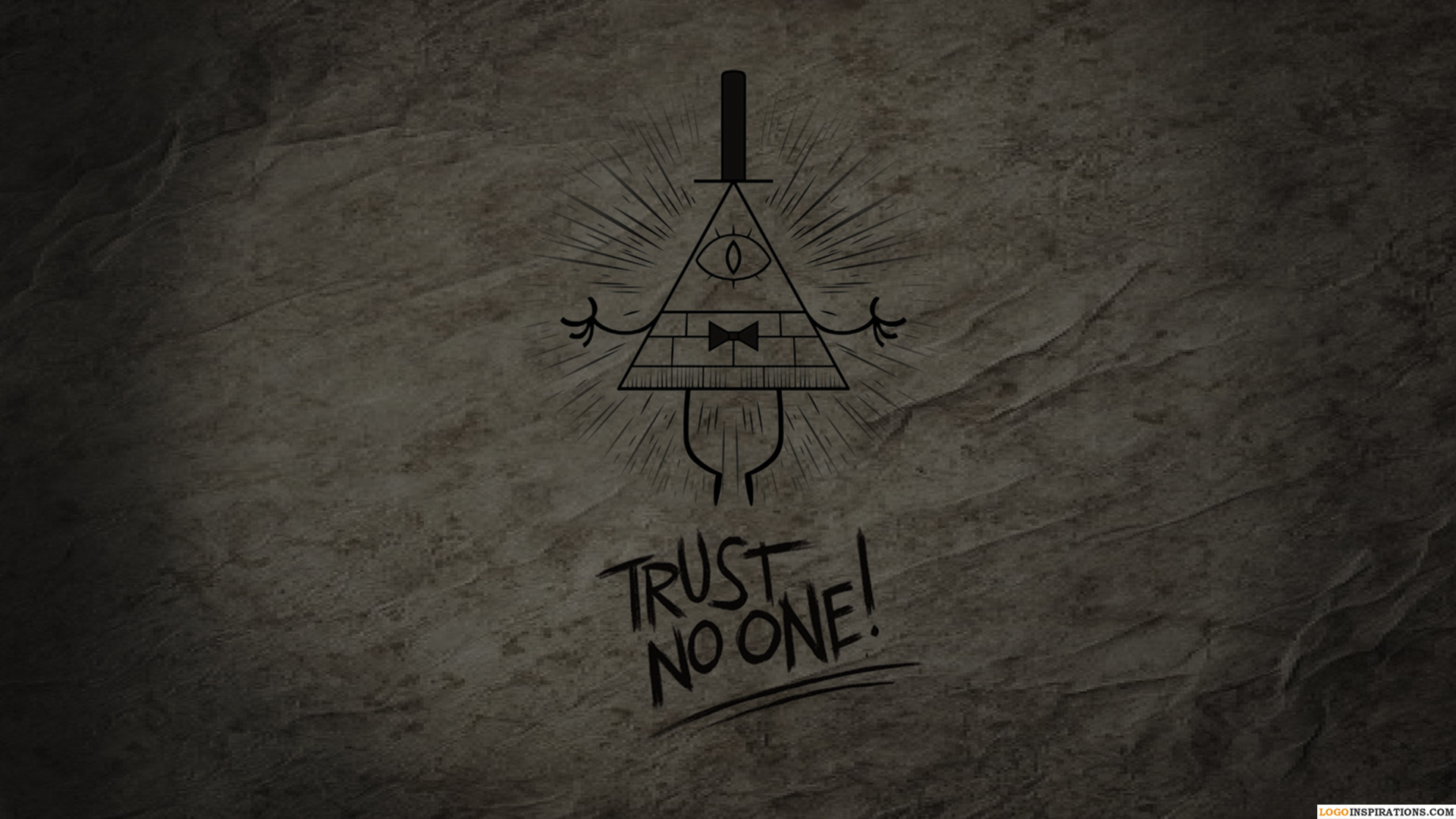 1920x1080 HD Gravity Falls Wallpaper