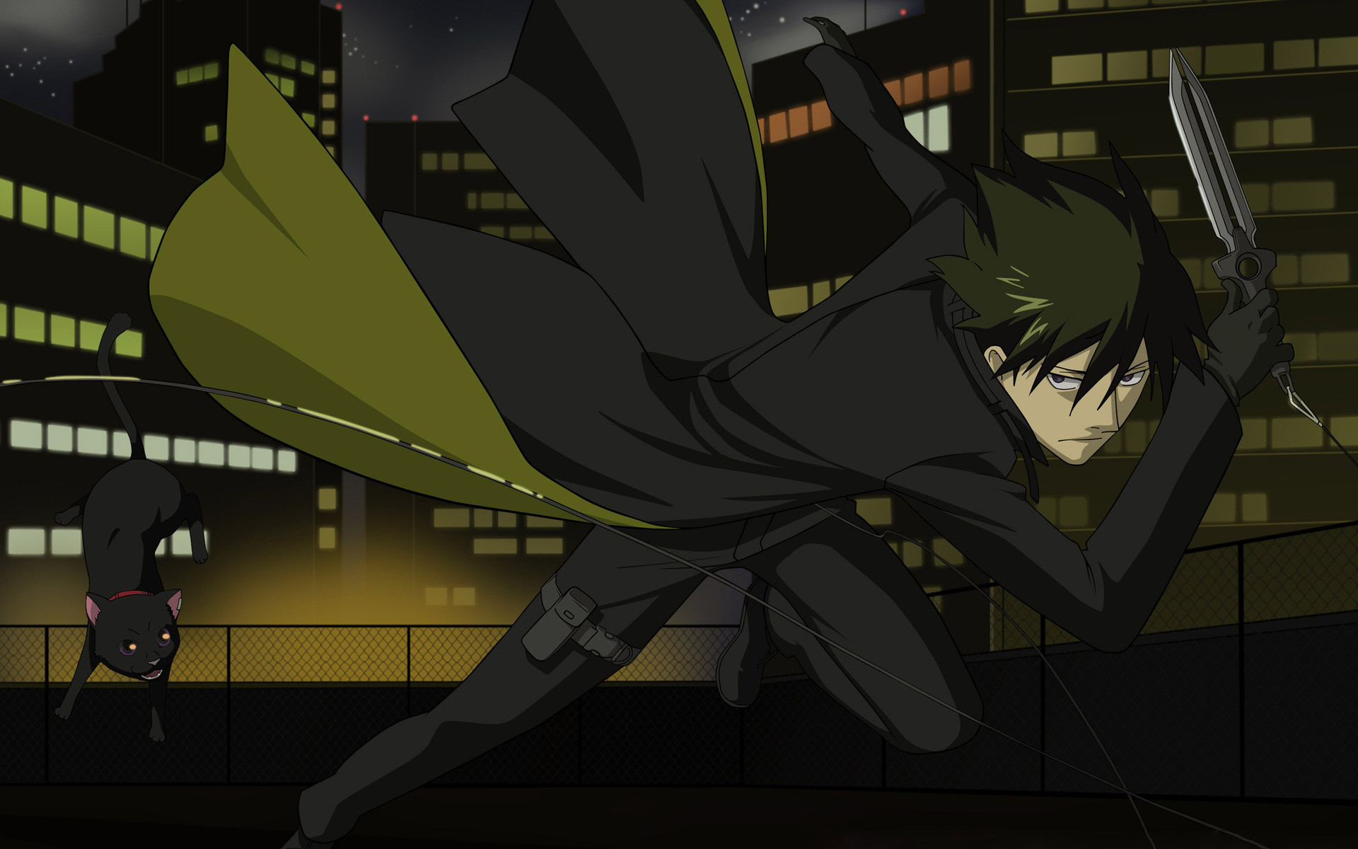 1920x1200 ... Darker than Black HD Wallpaper  Hei ...