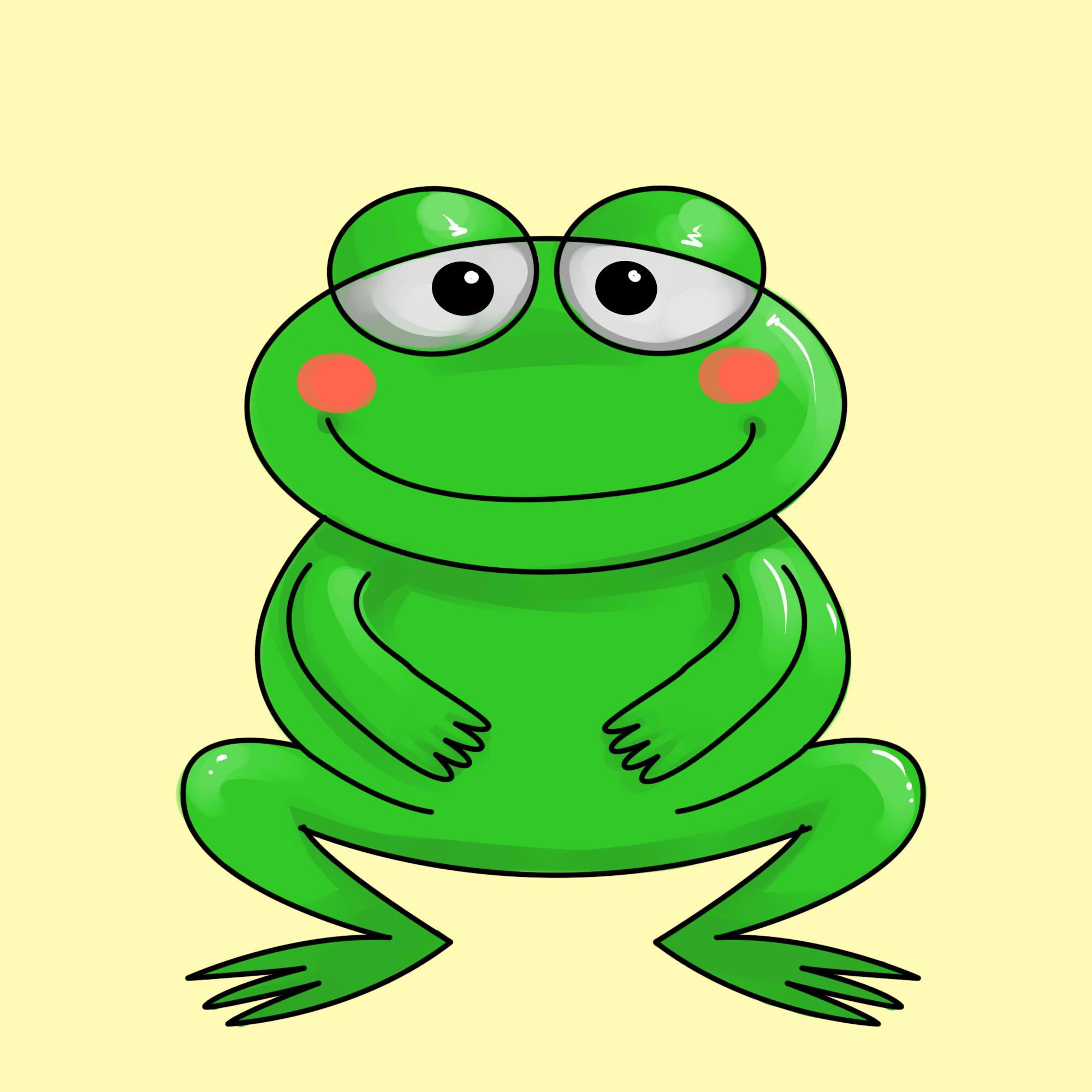 Cartoon Frog Wallpaper 46 images