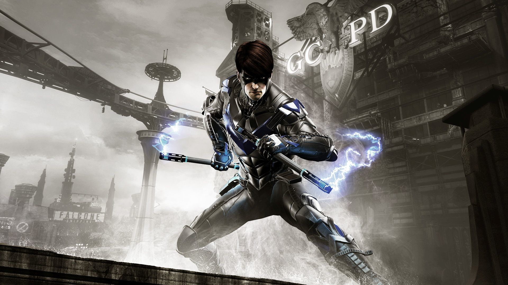 1920x1080 Batman Arkham Knight Nightwing