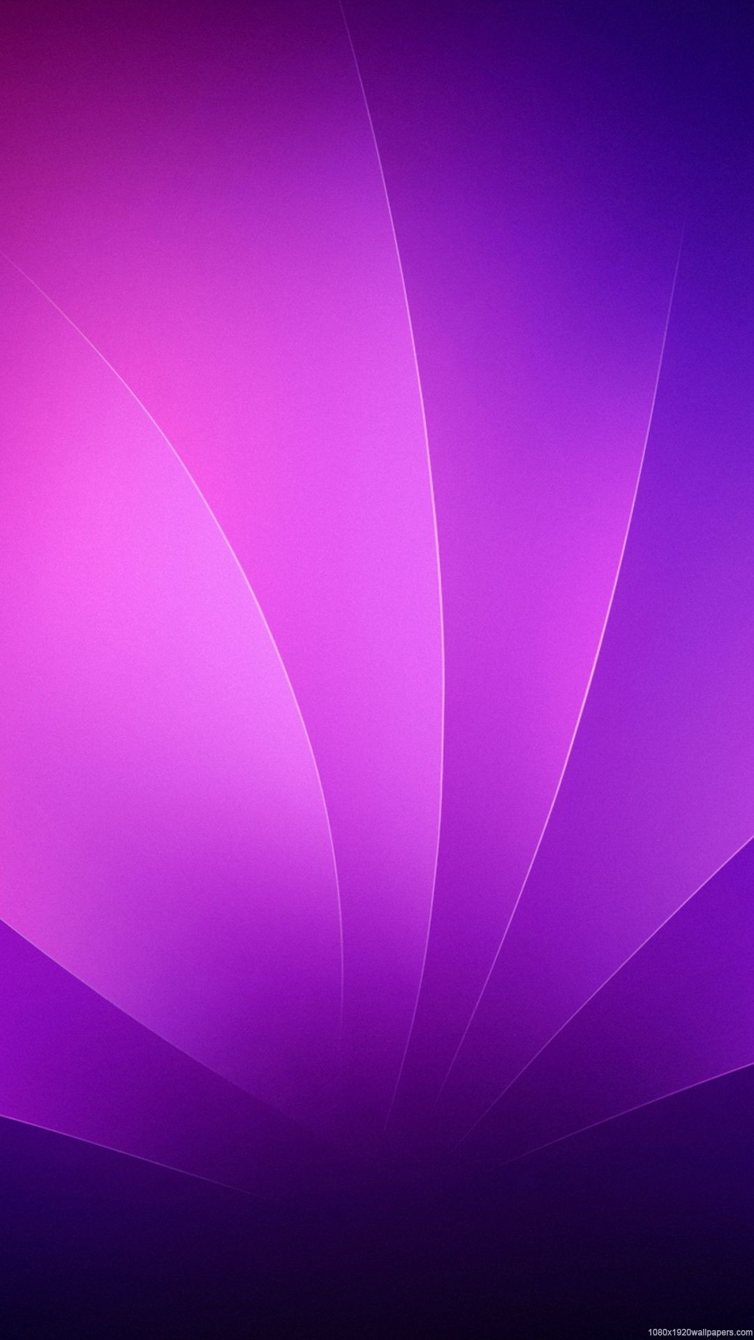 1080x1920  leaves line abstract purple wallpapers HD - 1080P abstract  wallpapers