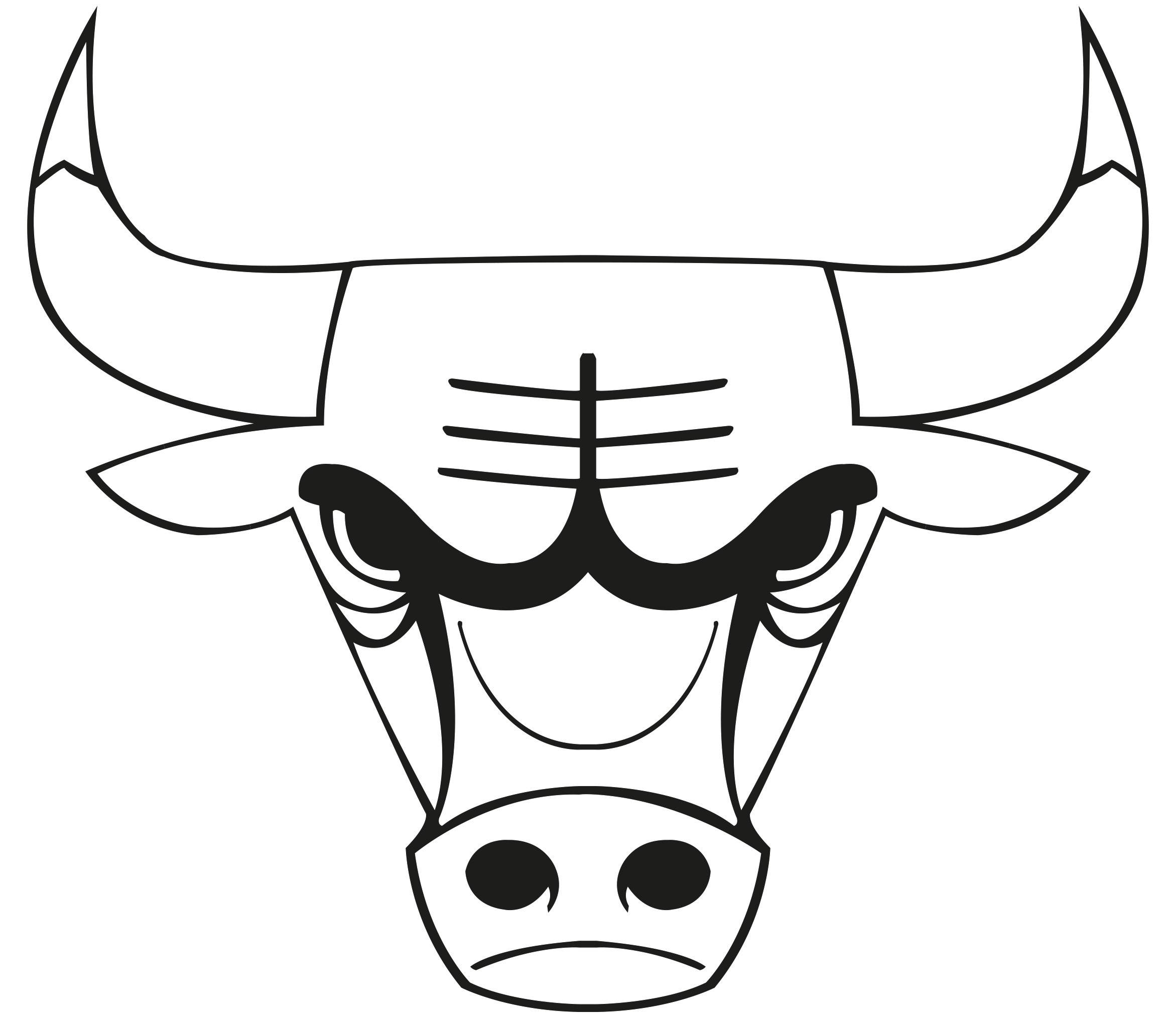 2343x2026 pin Chicago clipart Chicago Bulls Clipart #10