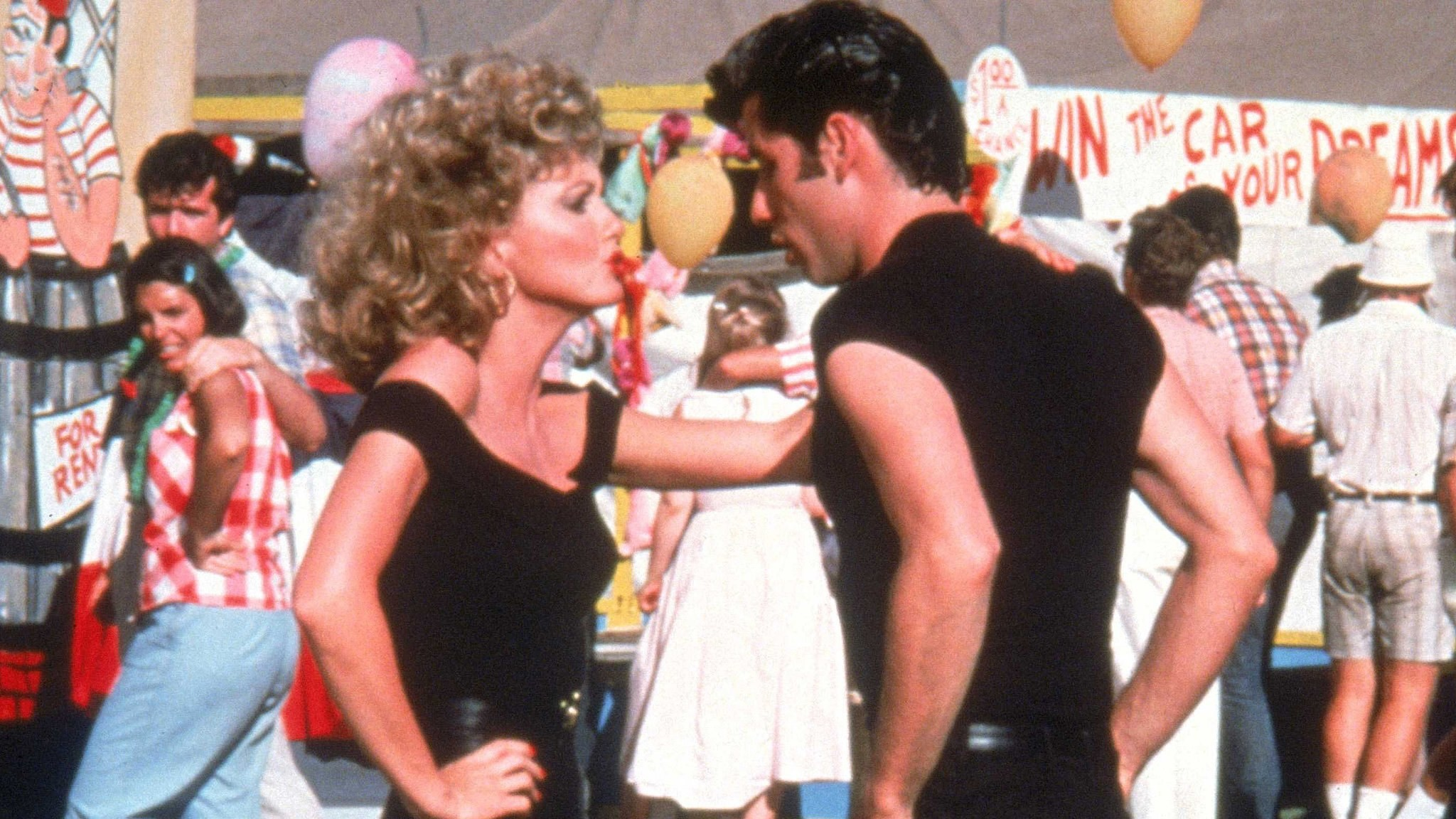 2048x1152 'Grease' Creator Shuts Down Internet Theory About Sandy | Teen Vogue