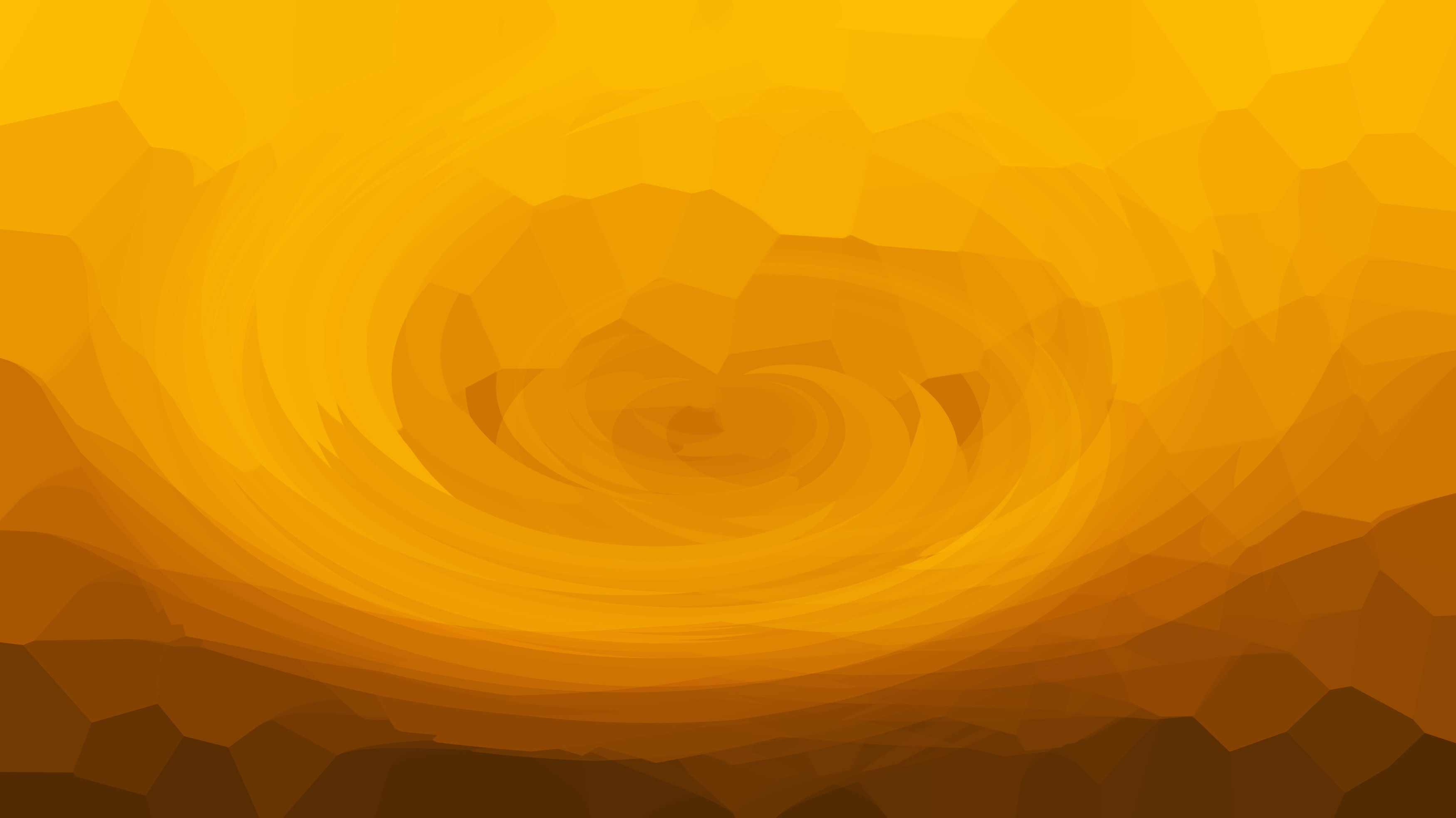 3500x1968 Abstract Yellow Simple Background 4k