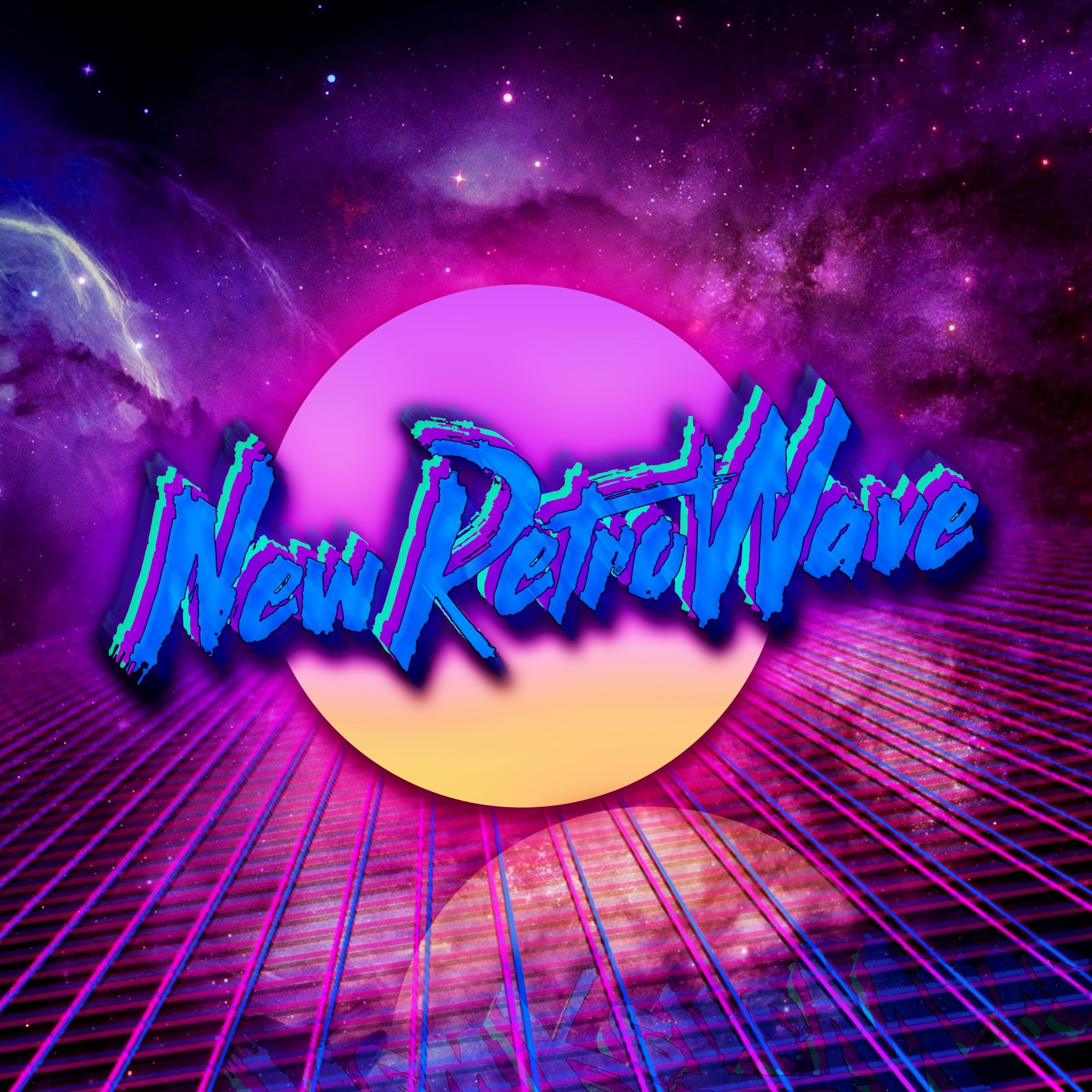 Synthwave wallpaper 80 images - Space 80s wallpaper ...
